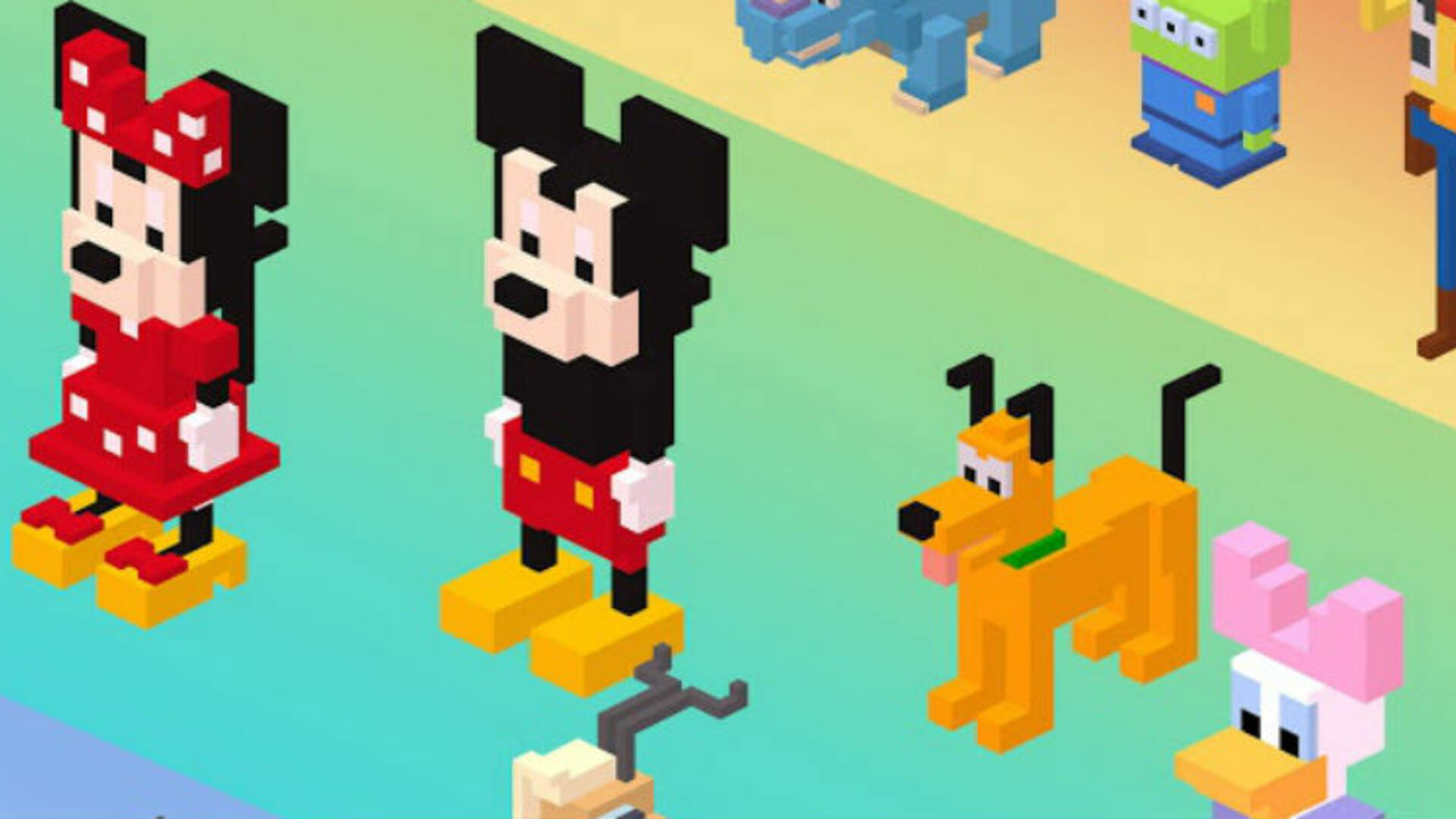 Disney Crossy Road Demonstrates How the Arcade Experience is Being Re-Invented for Mobile