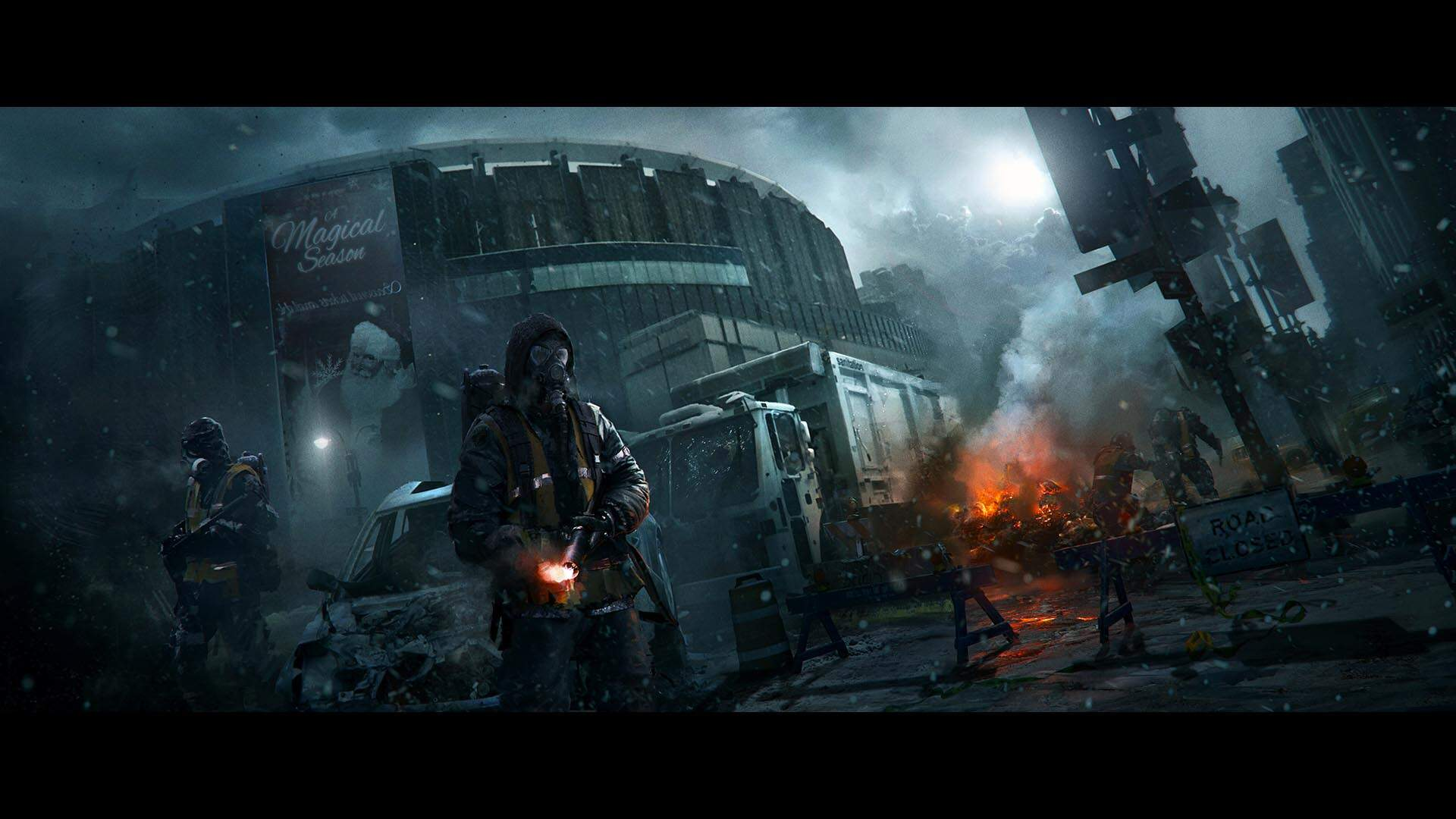 The Division Tips - The Dark Zone