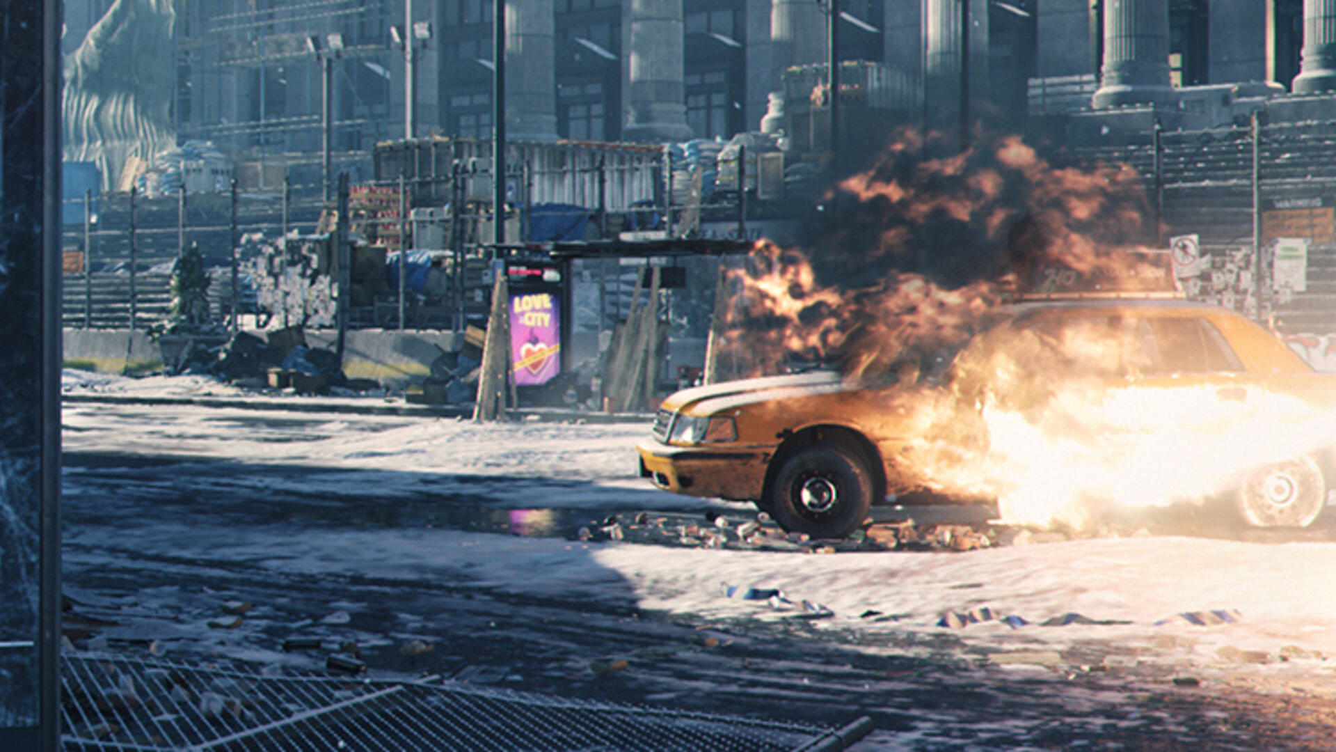 The Division PS4 Review: Gritty. Brutal. Brilliant.