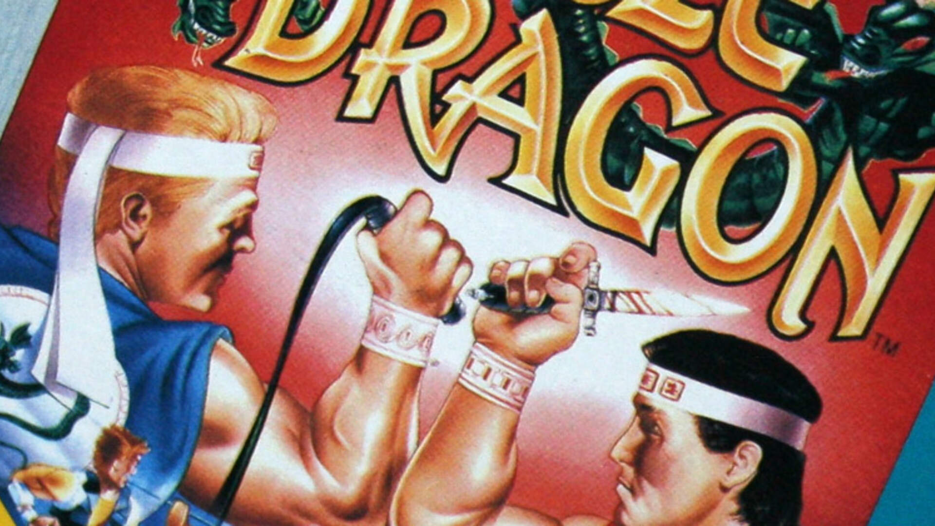 A Game Design Near Miss Double Dragon For Game Boy Usgamer