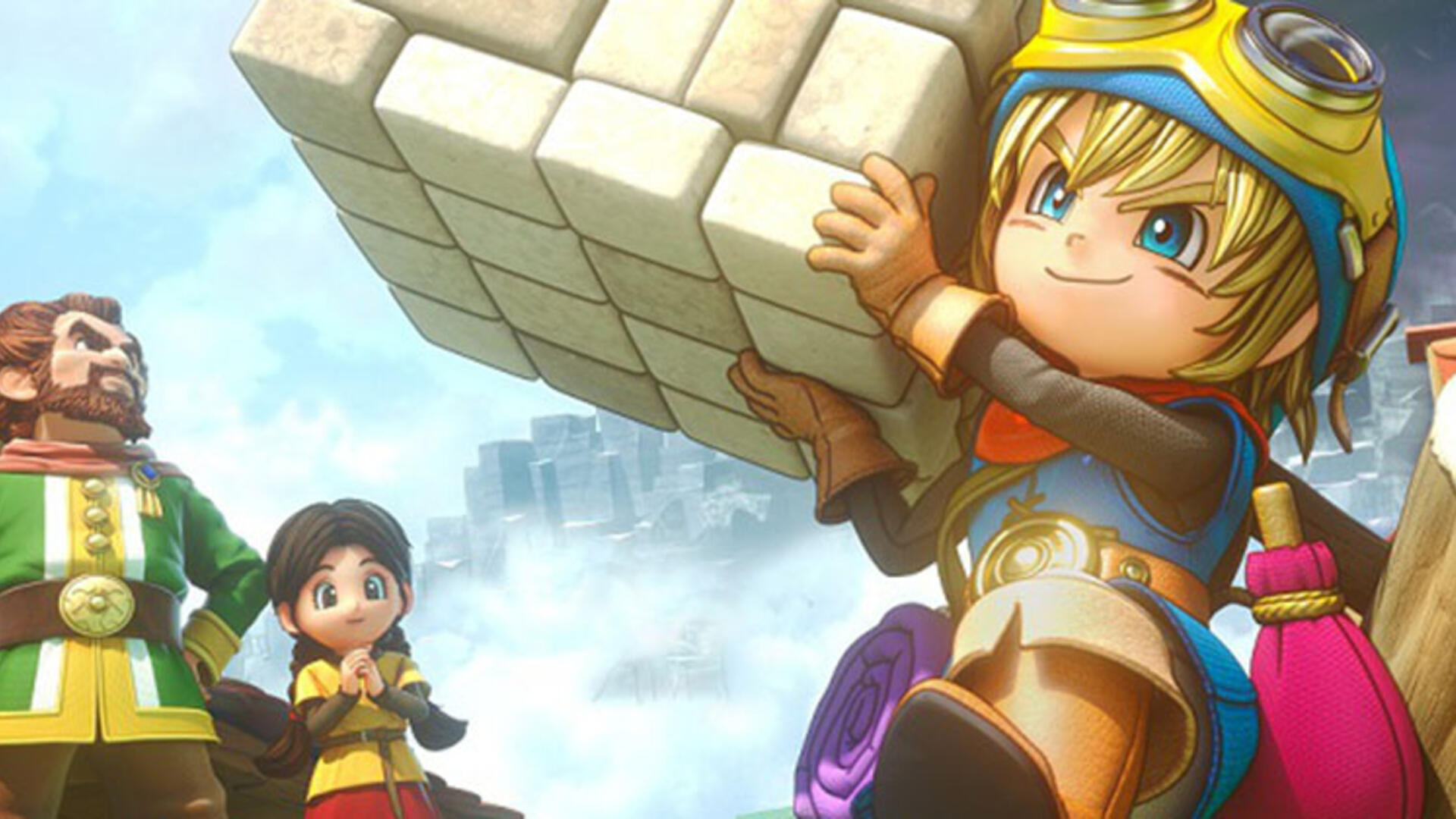 """Dragon Quest Builders is Minecraft Meets Dragon Quest!"" OK, but What Does That Actually Mean?"