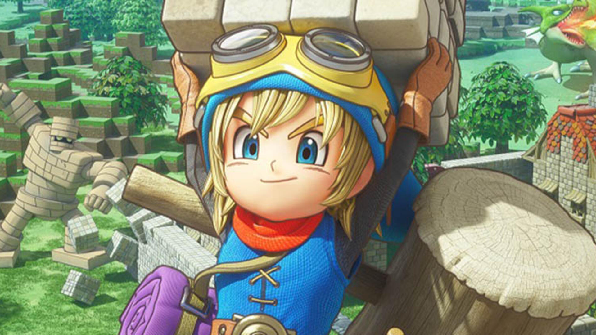Dragon Quest: Builders PlayStation 4 Review: Fables of the