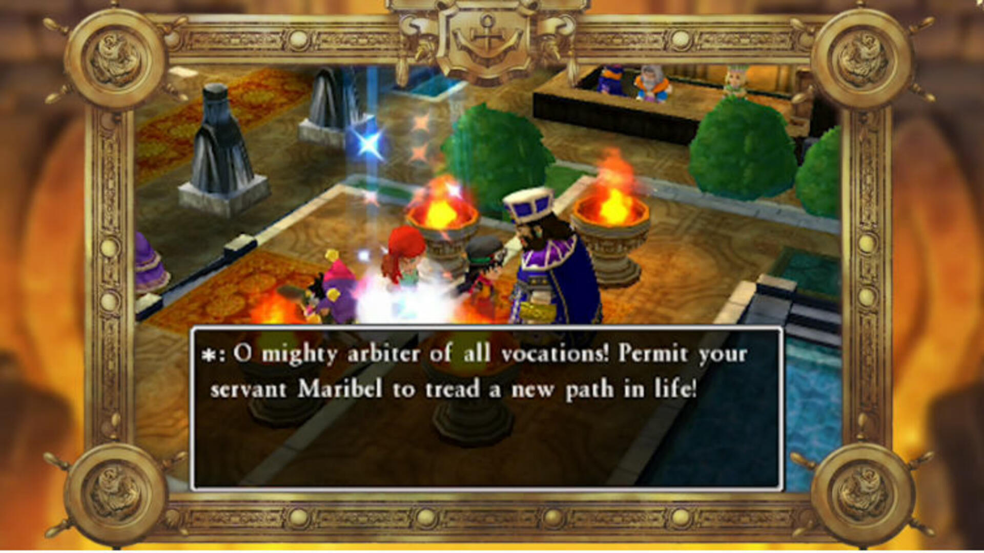 Dragon Quest 7 3DS Druid Guide: Spells, Abilities, Stats, and More