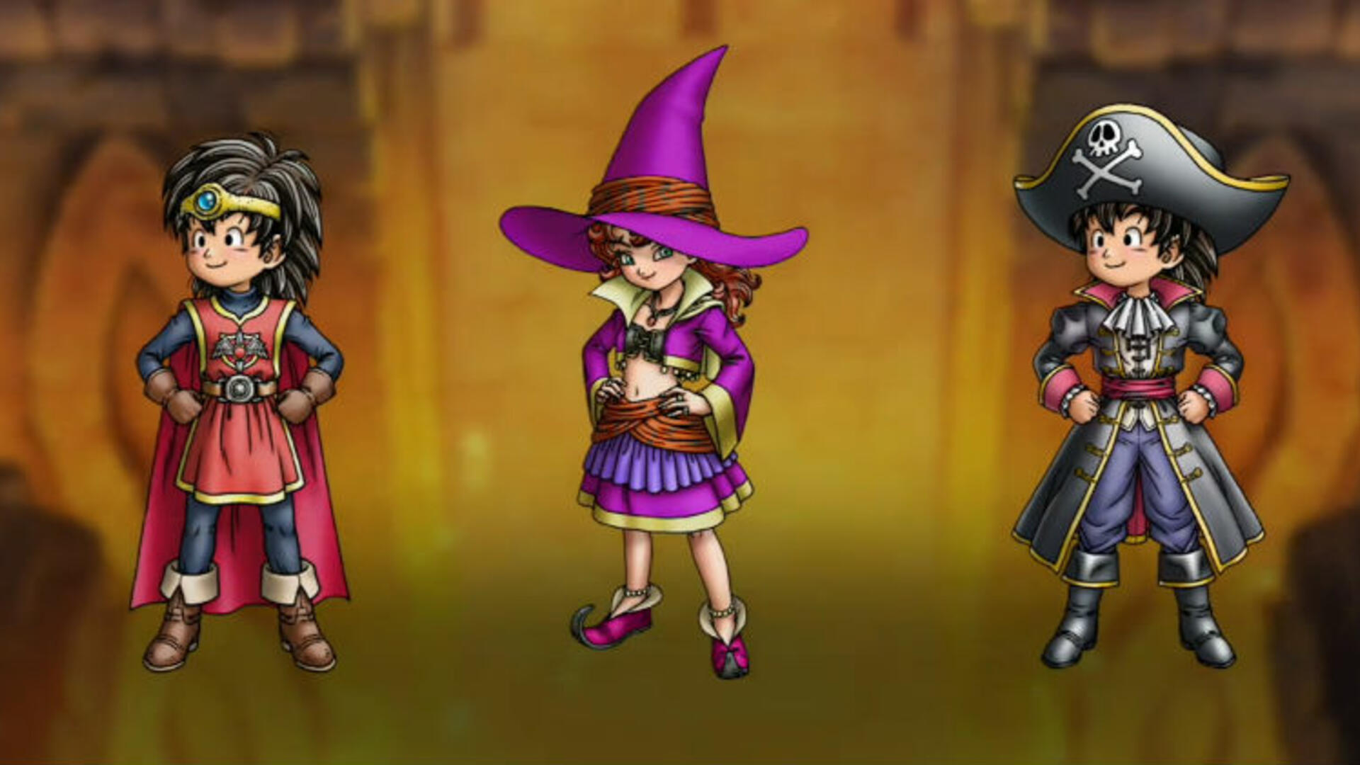 Dragon Quest 7 3DS Pirate Guide: Spells, Abilities, Stats, and More