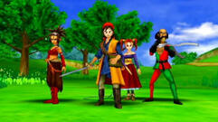 Dragon Quest VIII 3DS Preview: New Characters, New Dungeons, New Challenges, Black Sabrecats