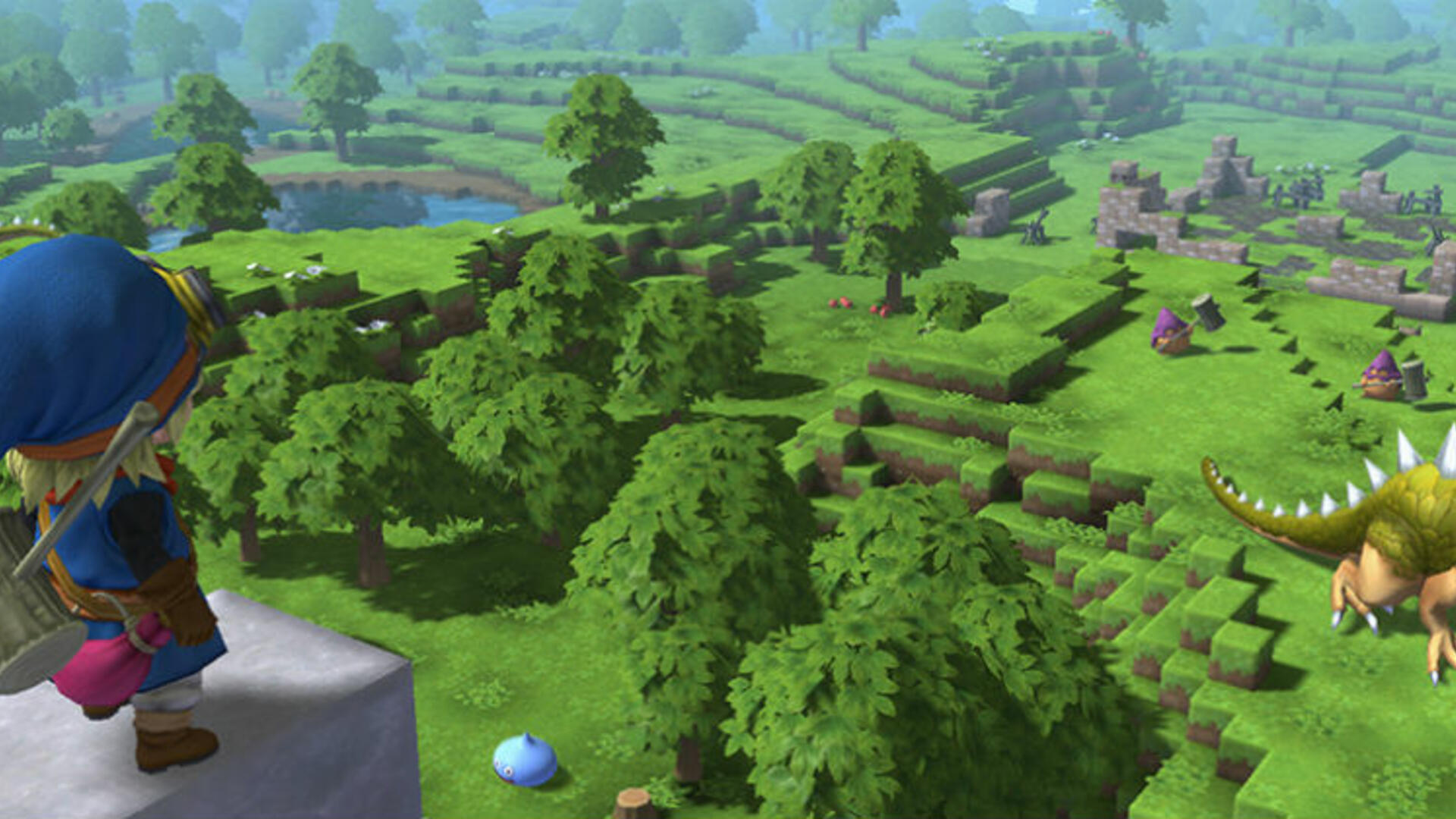 Does Minecraft Make You Feel Aimless? Fear Not: Dragon Quest Builders is Coming West