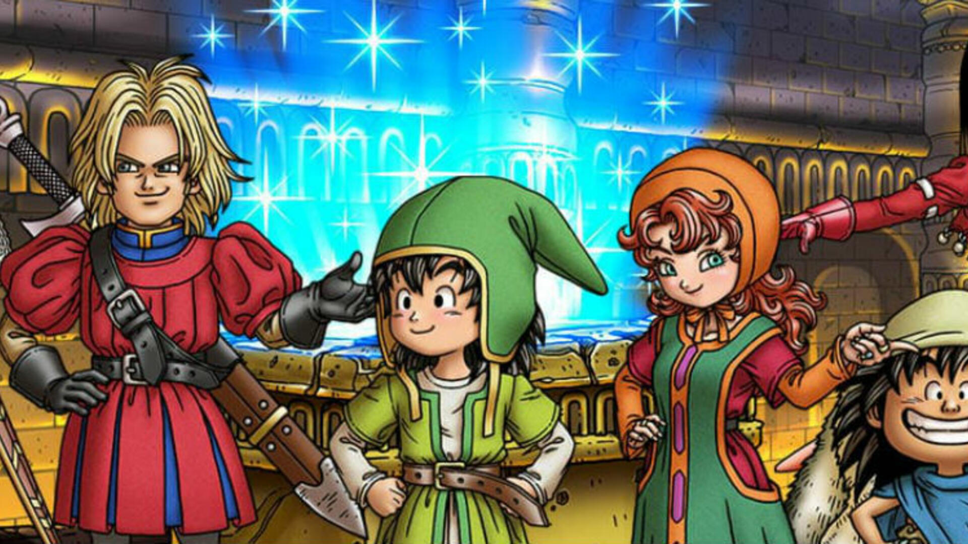 Dragon Quest 7 Fliegender Teppich