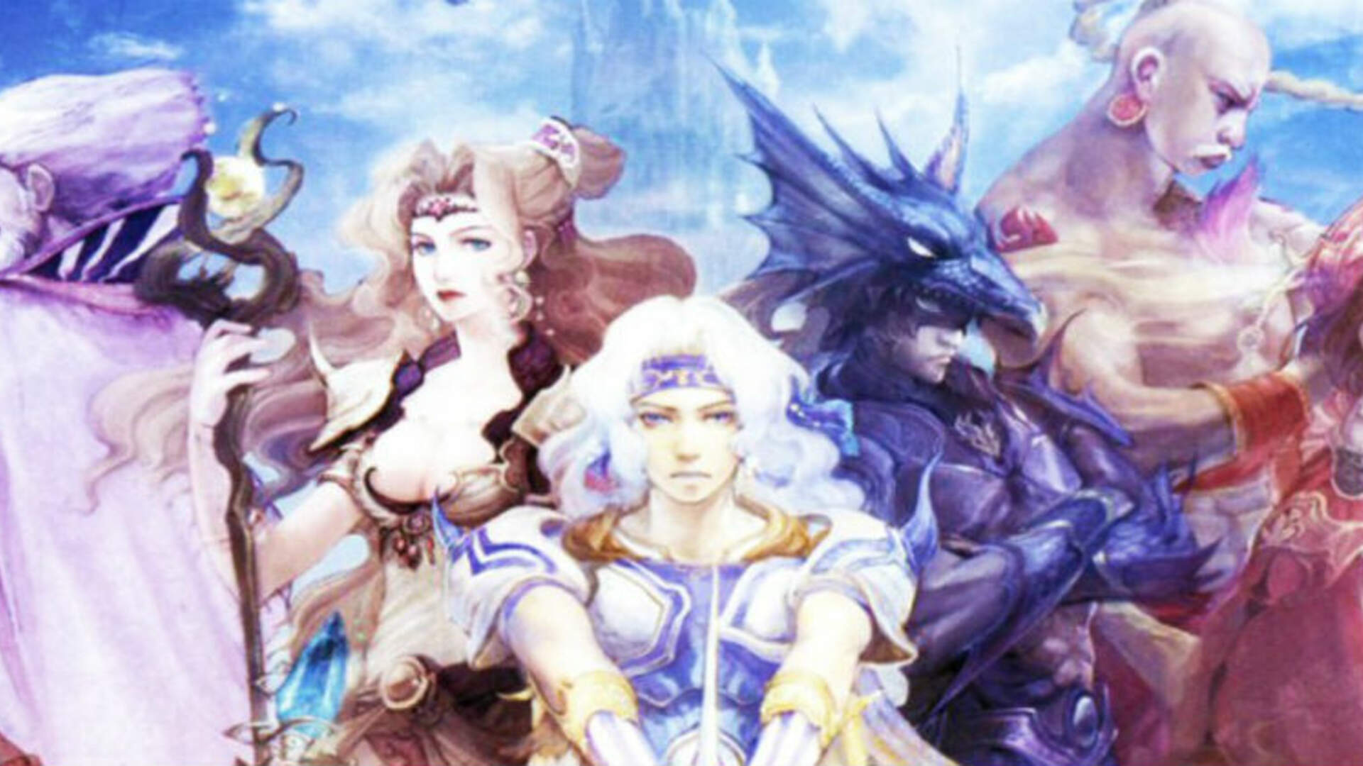 How the Game Boy Advance Re-Introduced Americans to the 16-bit Chapters of Final Fantasy