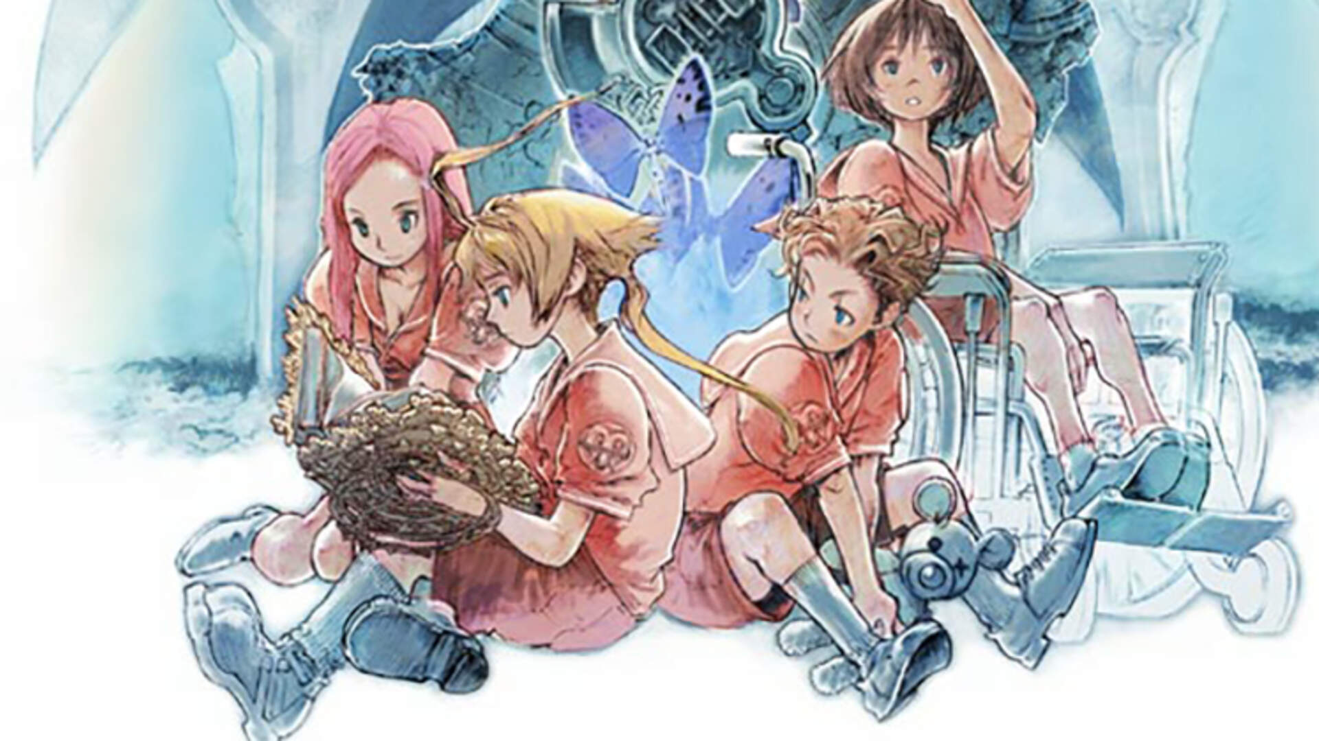 A Pair of Old-School Portable JRPGs Are Making Their Way to PSN and Wii U