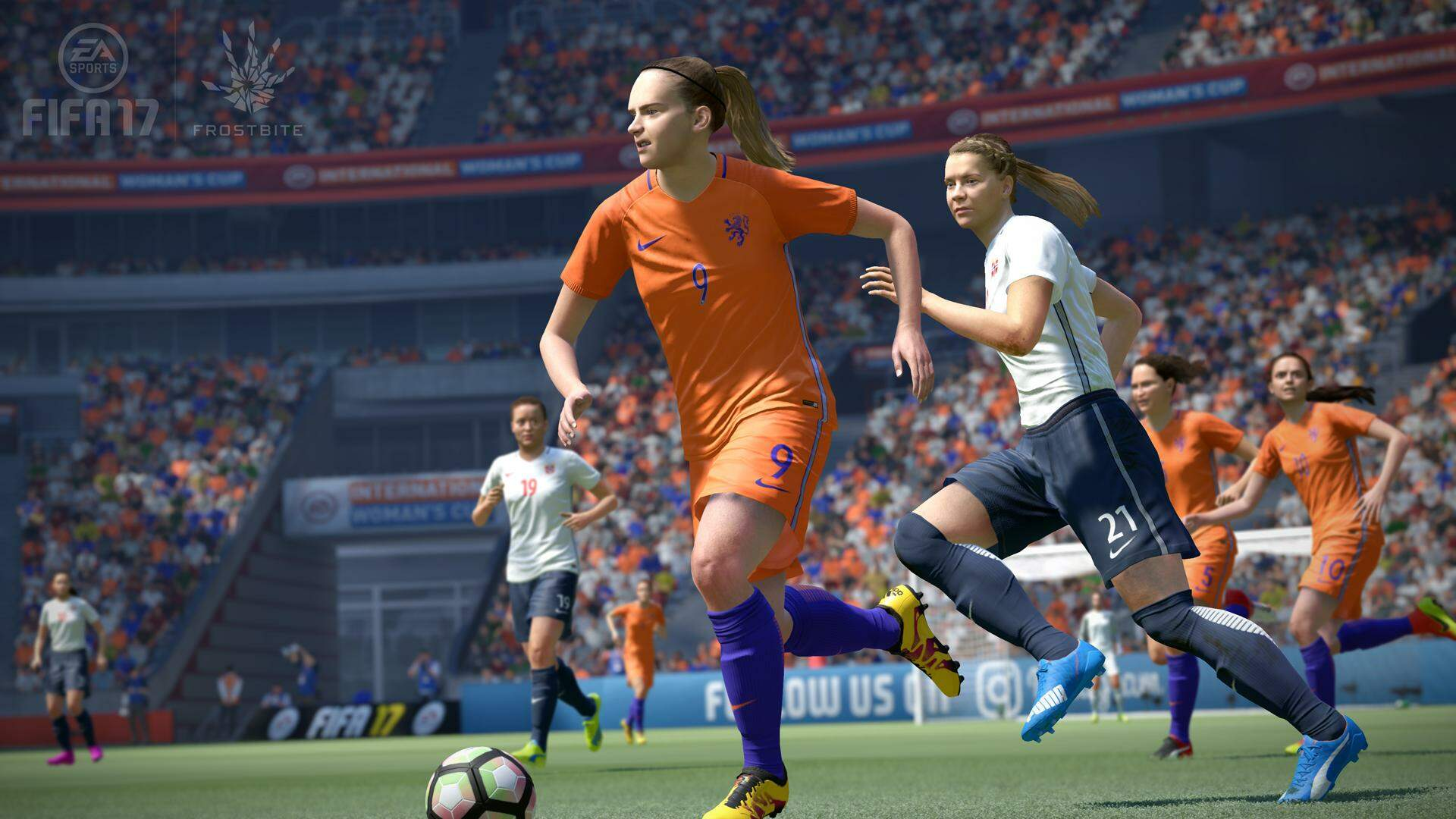 FIFA 17 - The Best Players at Passing and the Best Women's Teams