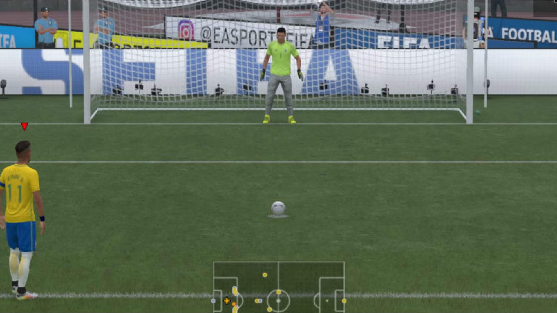 FIFA 17: How to Score on a Penalty Kick