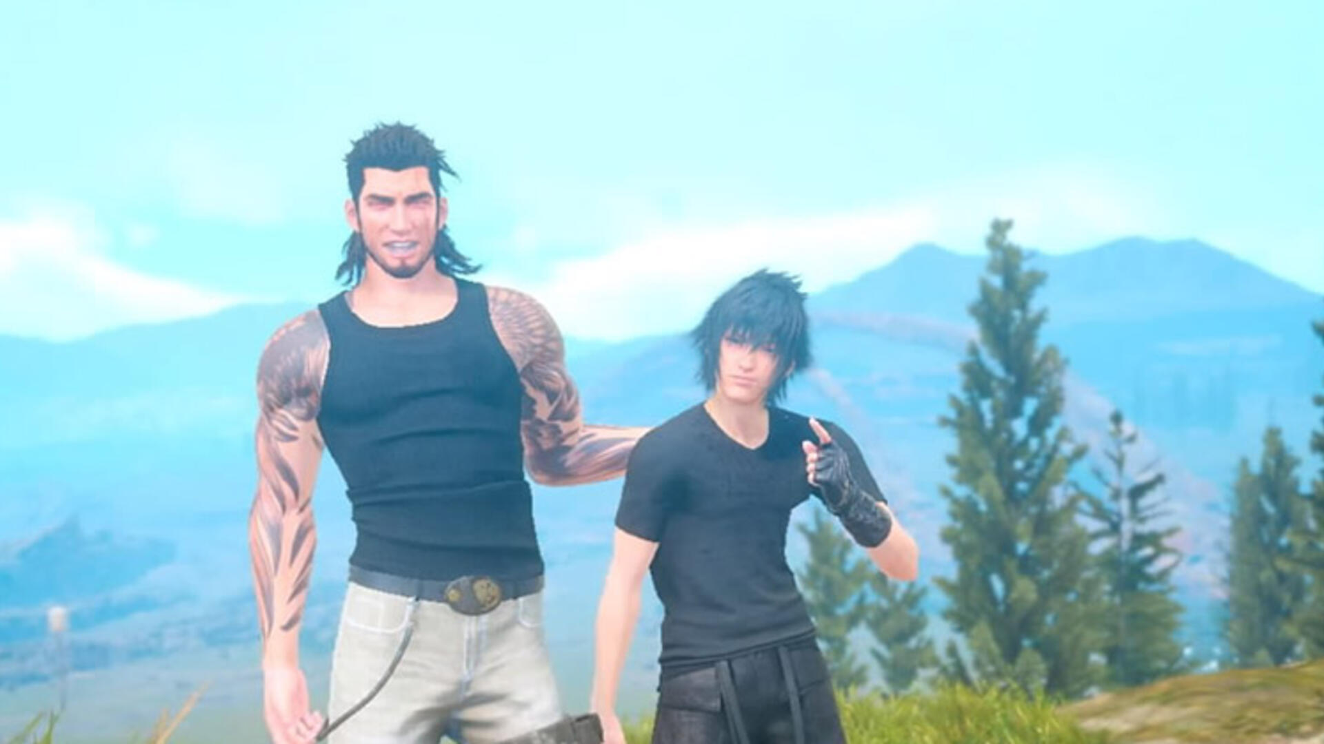Final Fantasy XV's Next Patch Lets Players Freely Take Pictures and Selfies