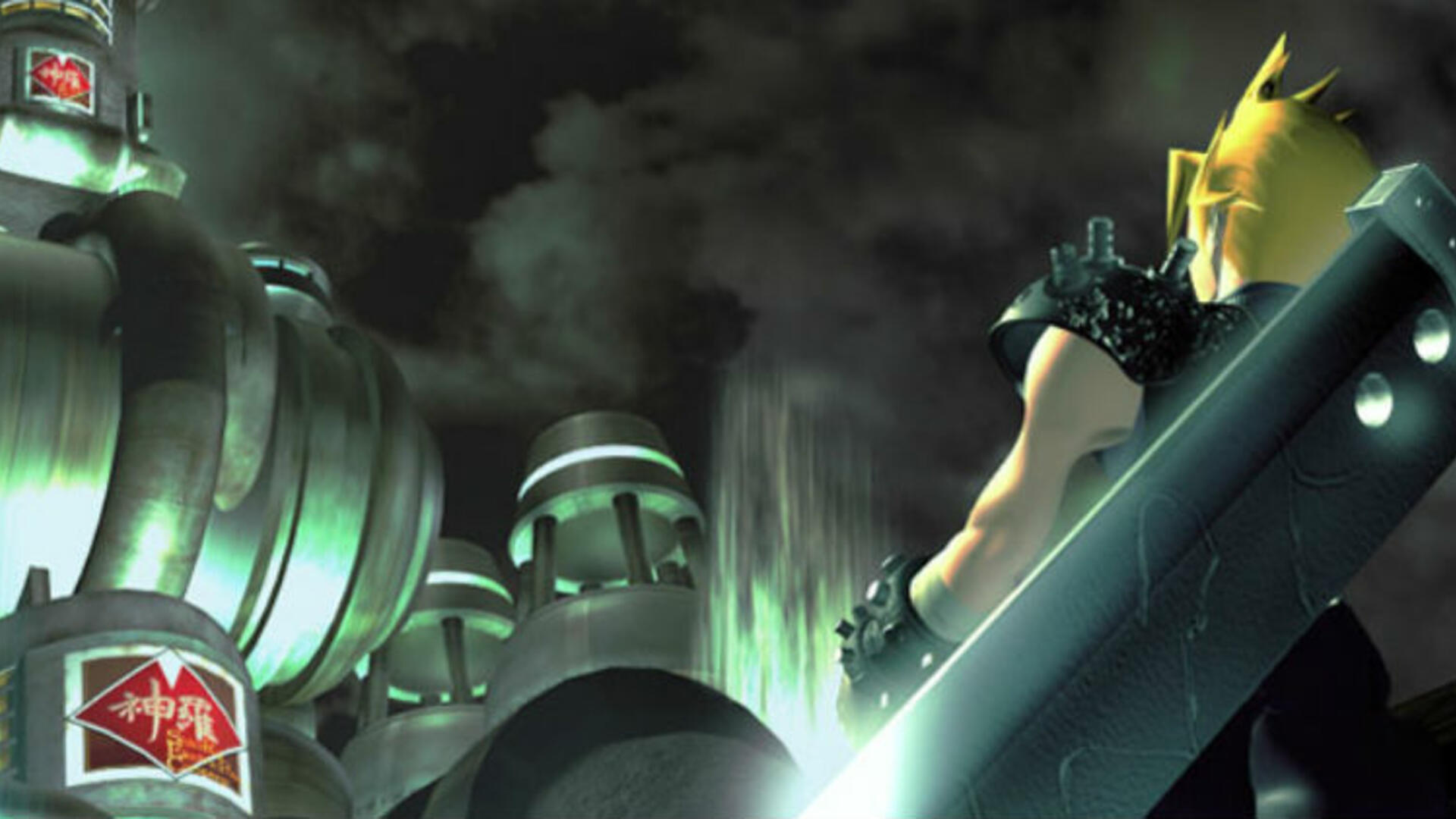 "Final Fantasy VII Deep Dive, Part 3: How a ""Rotting Pizza"" Defined the Plight of Final Fantasy VII's World"