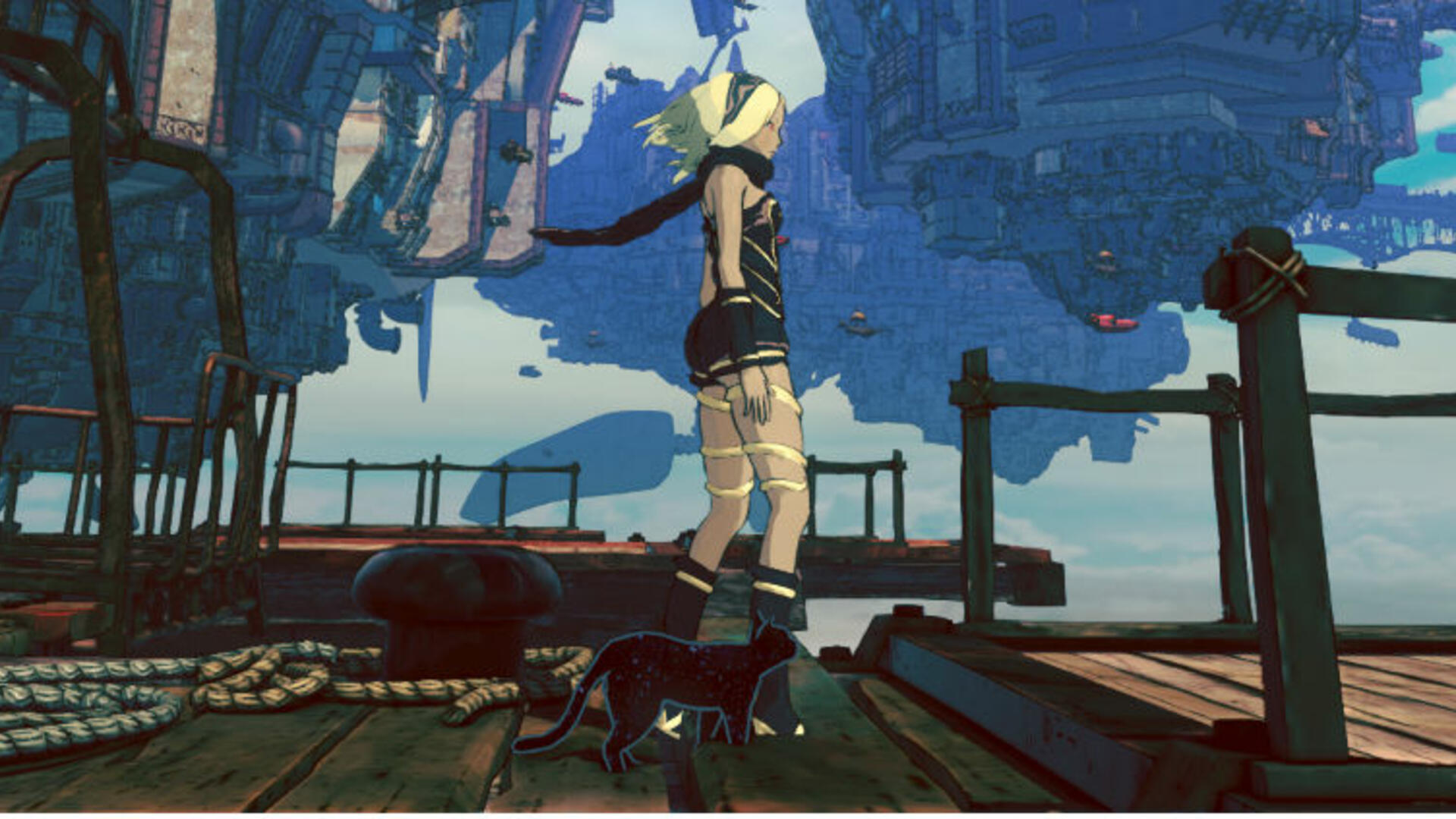 I'm No Longer Disappointed That Gravity Rush 2 Won't Be On