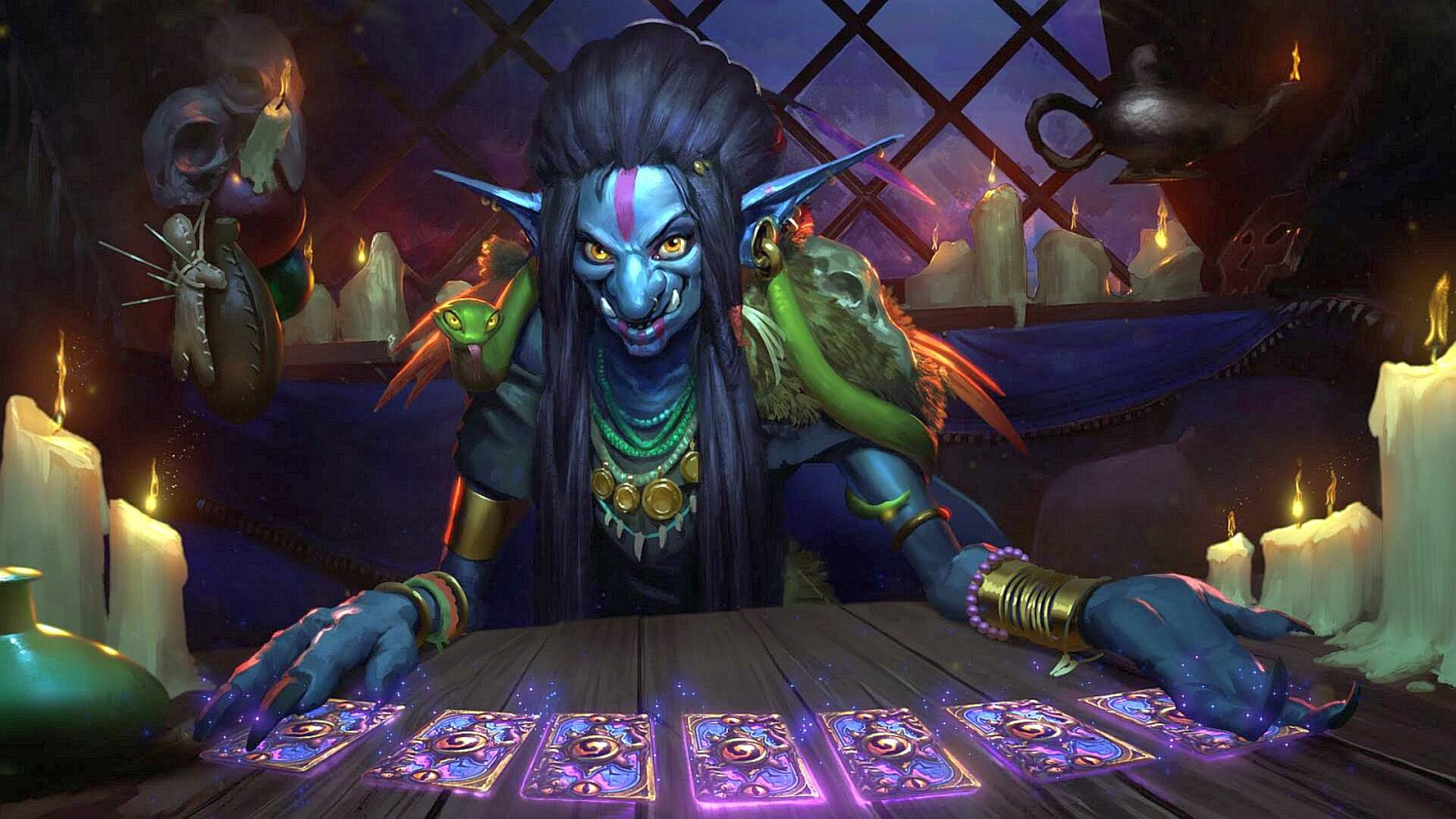 Blizzard Improves Legendary Card Draws in Hearthstone Packs for Upcoming Expansion