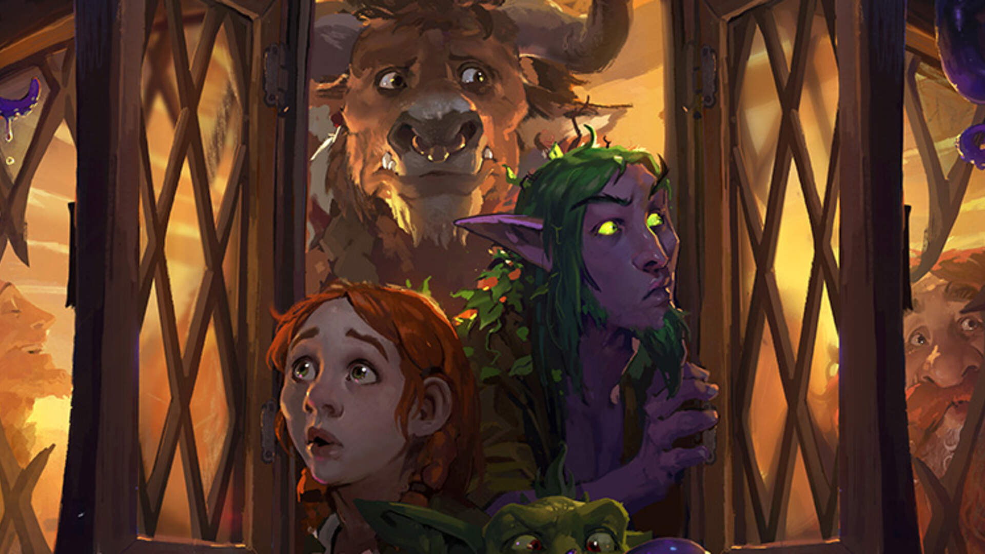 Whispers of the Old Gods is a Big (and Scary) Moment for Hearthstone