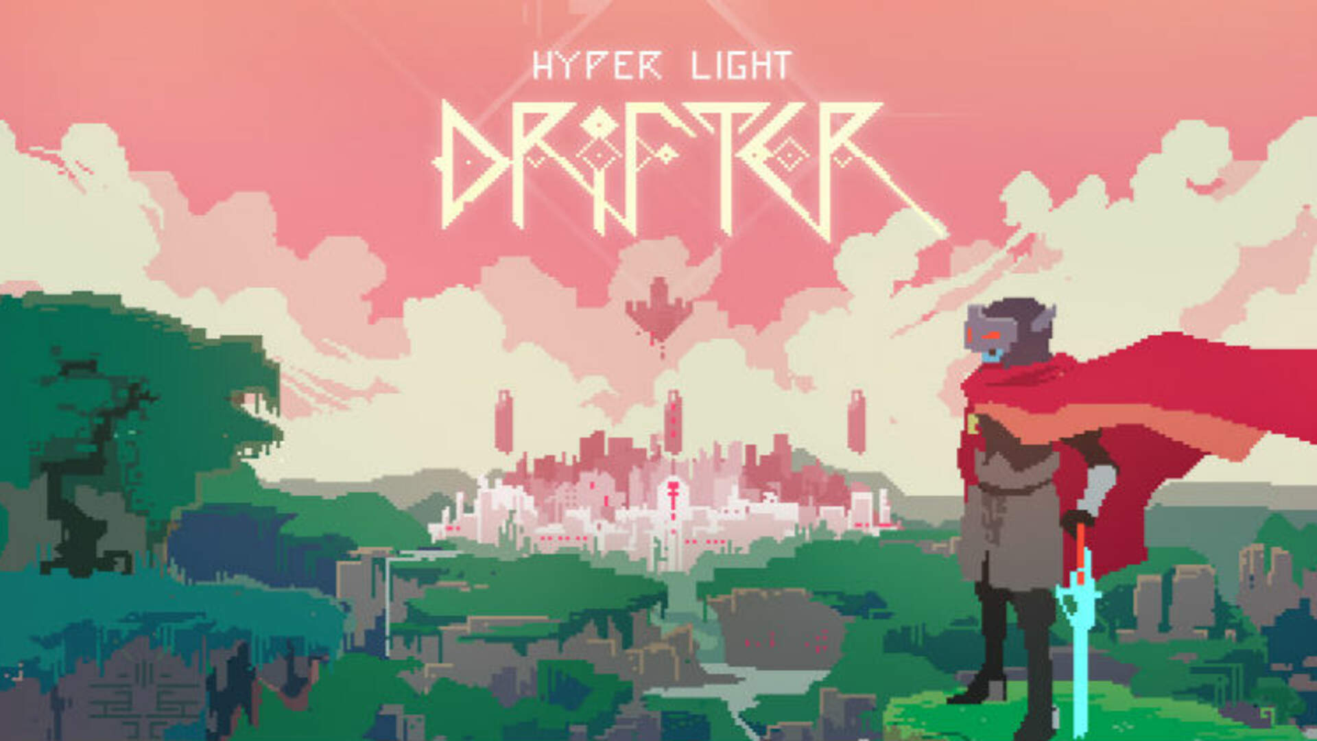 To Survive Hyper Light Drifter's Brutal World, You Must Wander