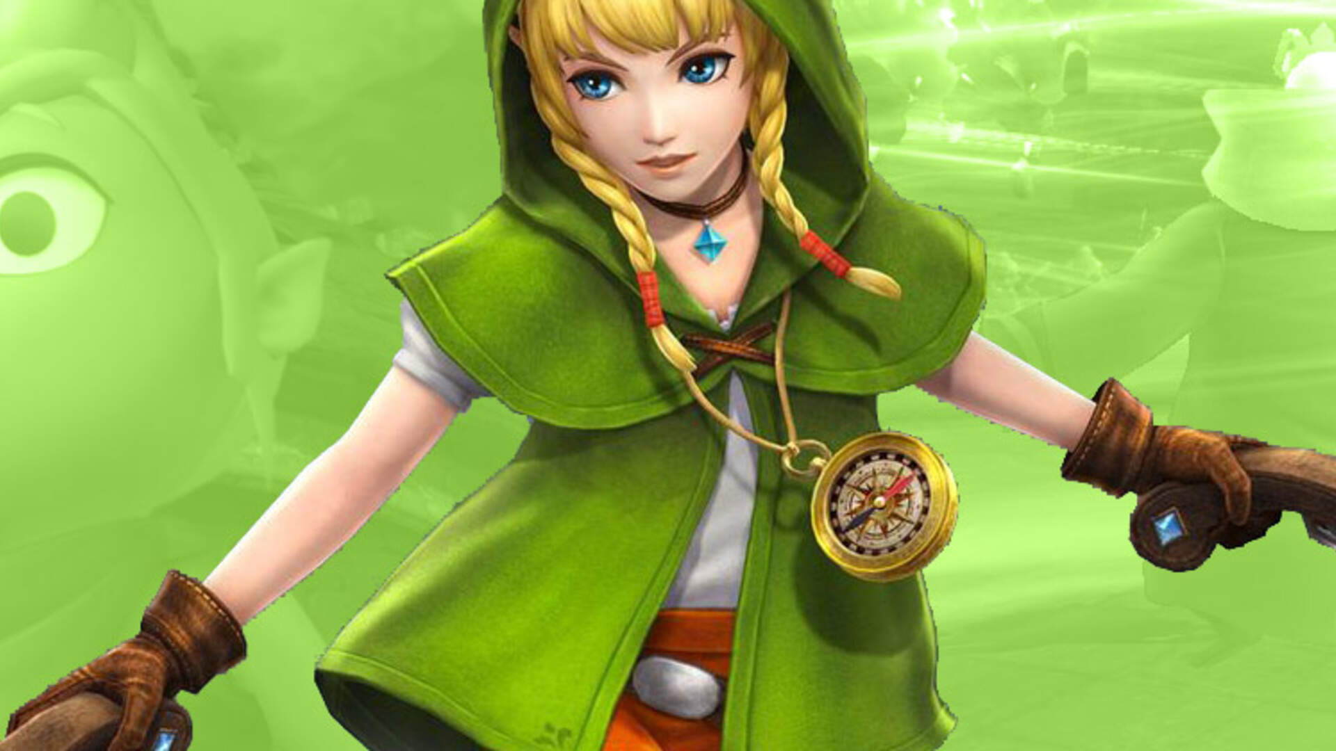 """Is Hyrule Warriors Legends Worth Owning? That's a Big """"Maybe"""""""