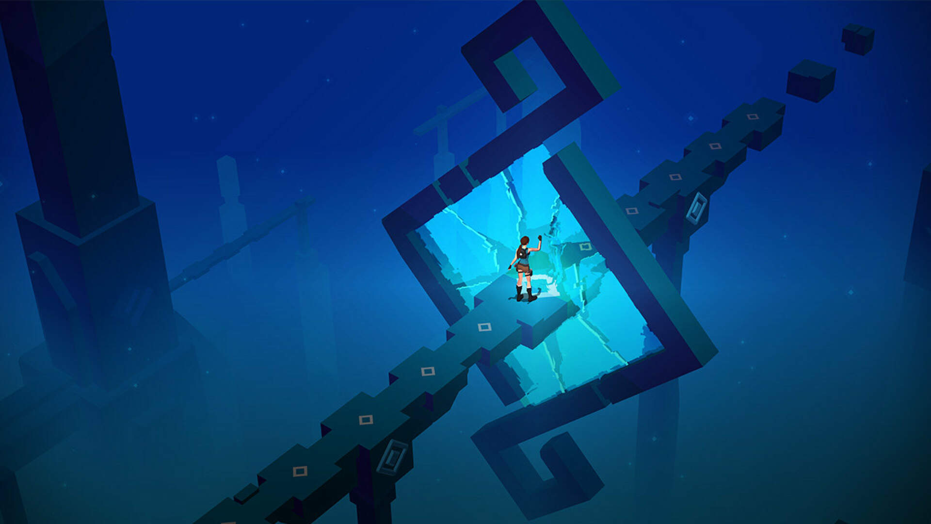 Interview: Lara Croft GO's Indie-Style PS4 Development