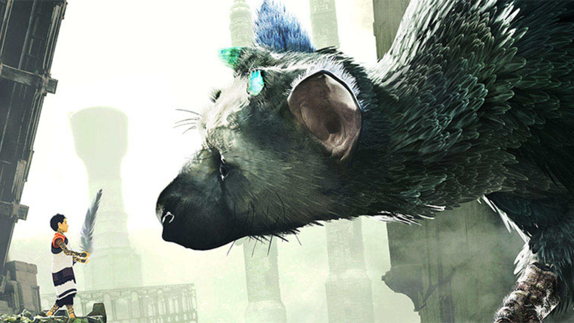 The Last Guardian PlayStation 4 Review: A Powerful Spirit Trapped in a Frail Vessel