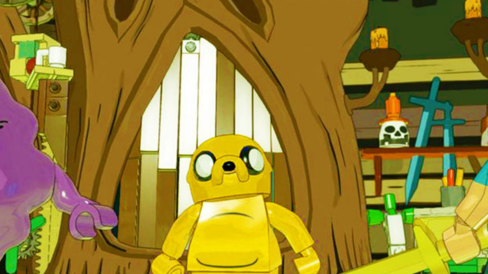 LEGO Dimensions Adventure Time: Where to Find All the Minikit Pieces and Royal Tarts