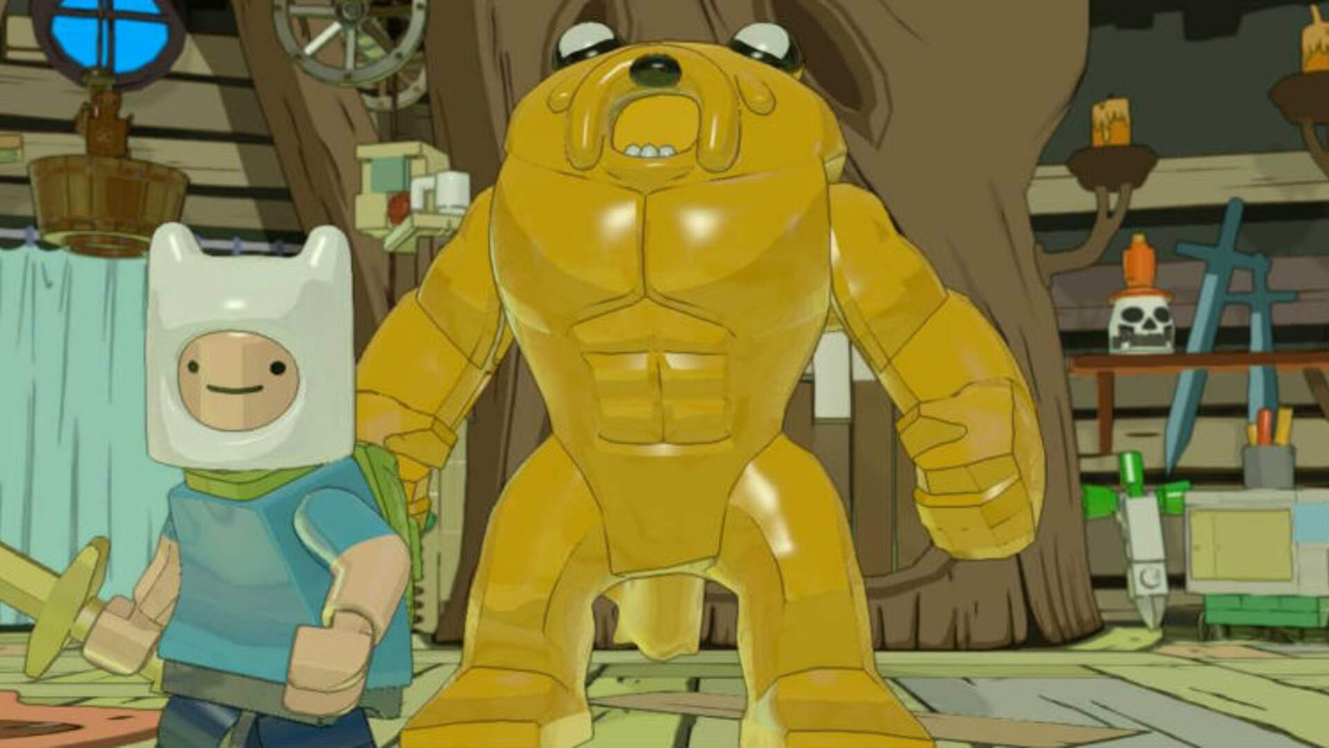 LEGO Dimensions Adventure Time: How to Earn Lots of Studs