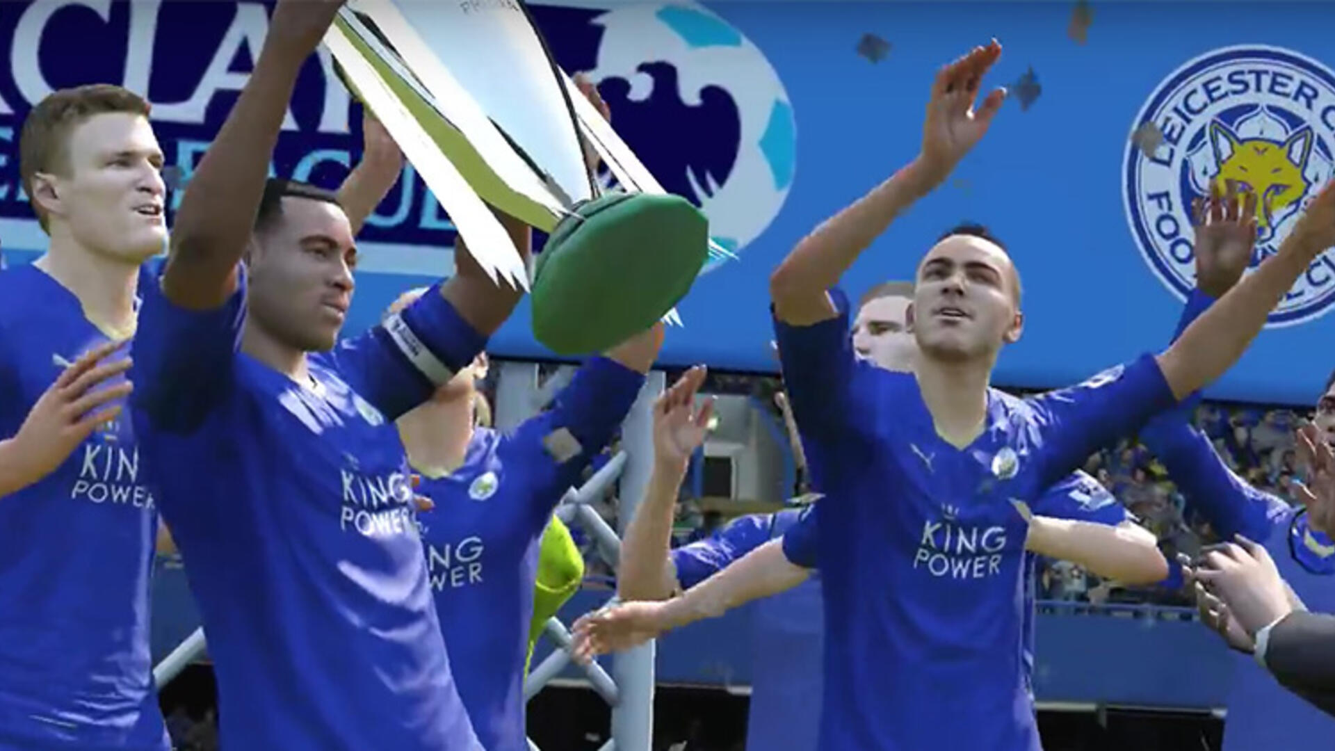 Leicester City's Championship Run is a FIFA Career Mode Come to Life