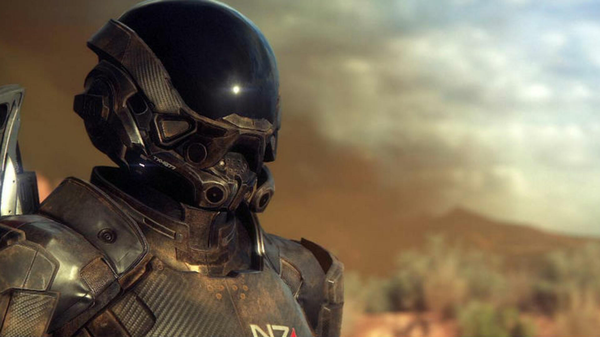 What We Know So Far About Mass Effect Andromeda