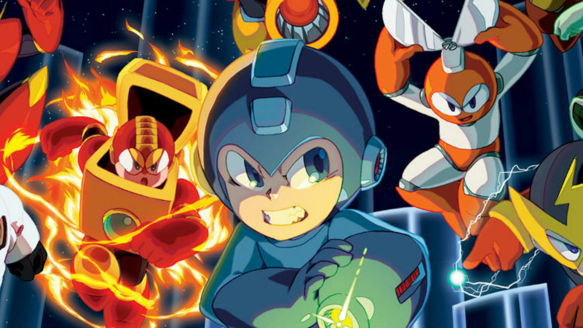 UPDATE: Nadia is Streaming Classic Mega Man Games at 1 PM PT / 4 PM ET Instead of Mighty No. 9