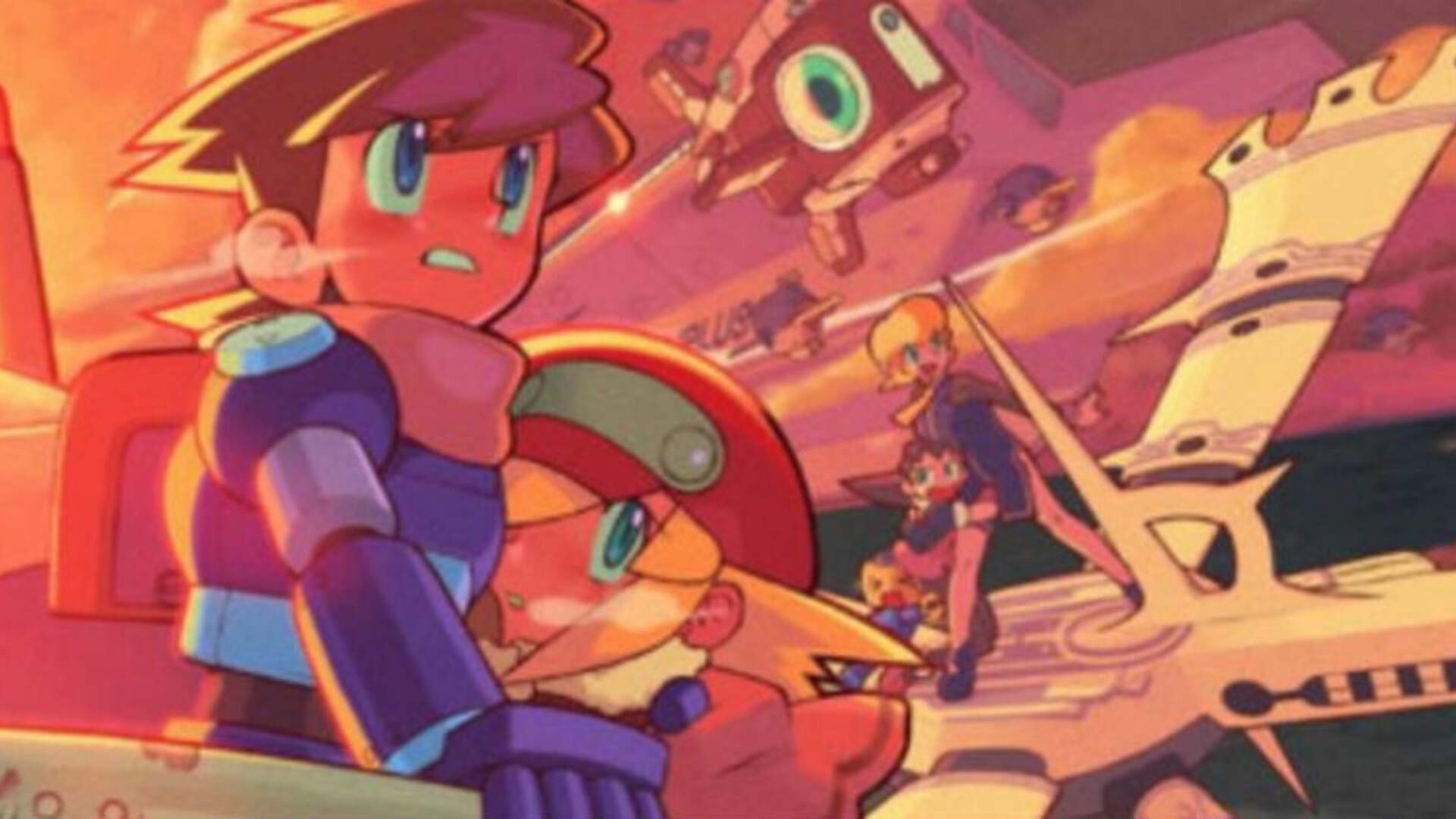 The Mega Man Legends Games are Years Overdue for Remakes