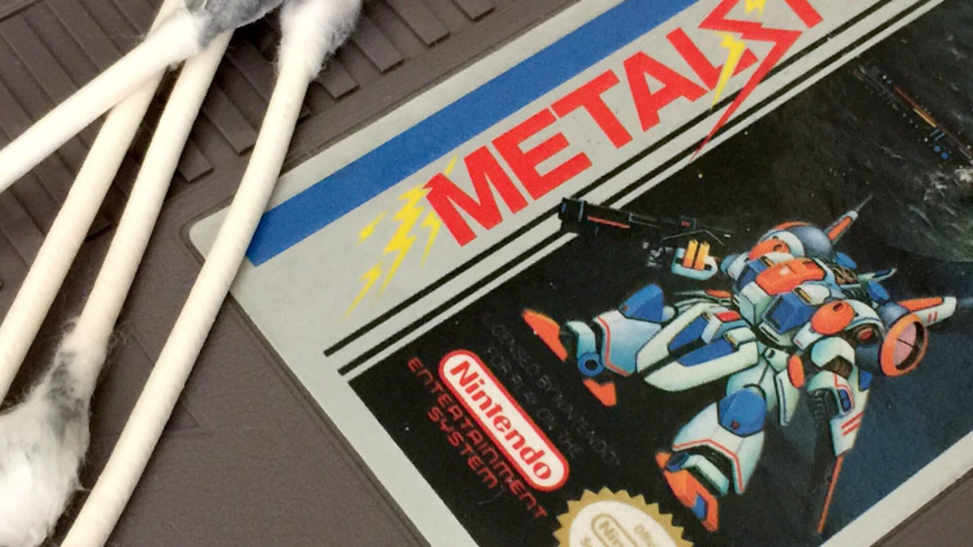 Feel the Rush of Gravity With a Retronauts Stream of Metal Storm