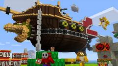 Minecraft's Super Mario Mash-Up Pays Loving Tribute to Mario's World