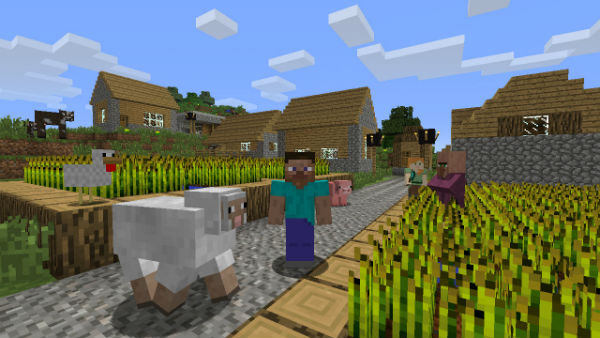Minecraft Wii U Edition Is Getting An Update But It S Still