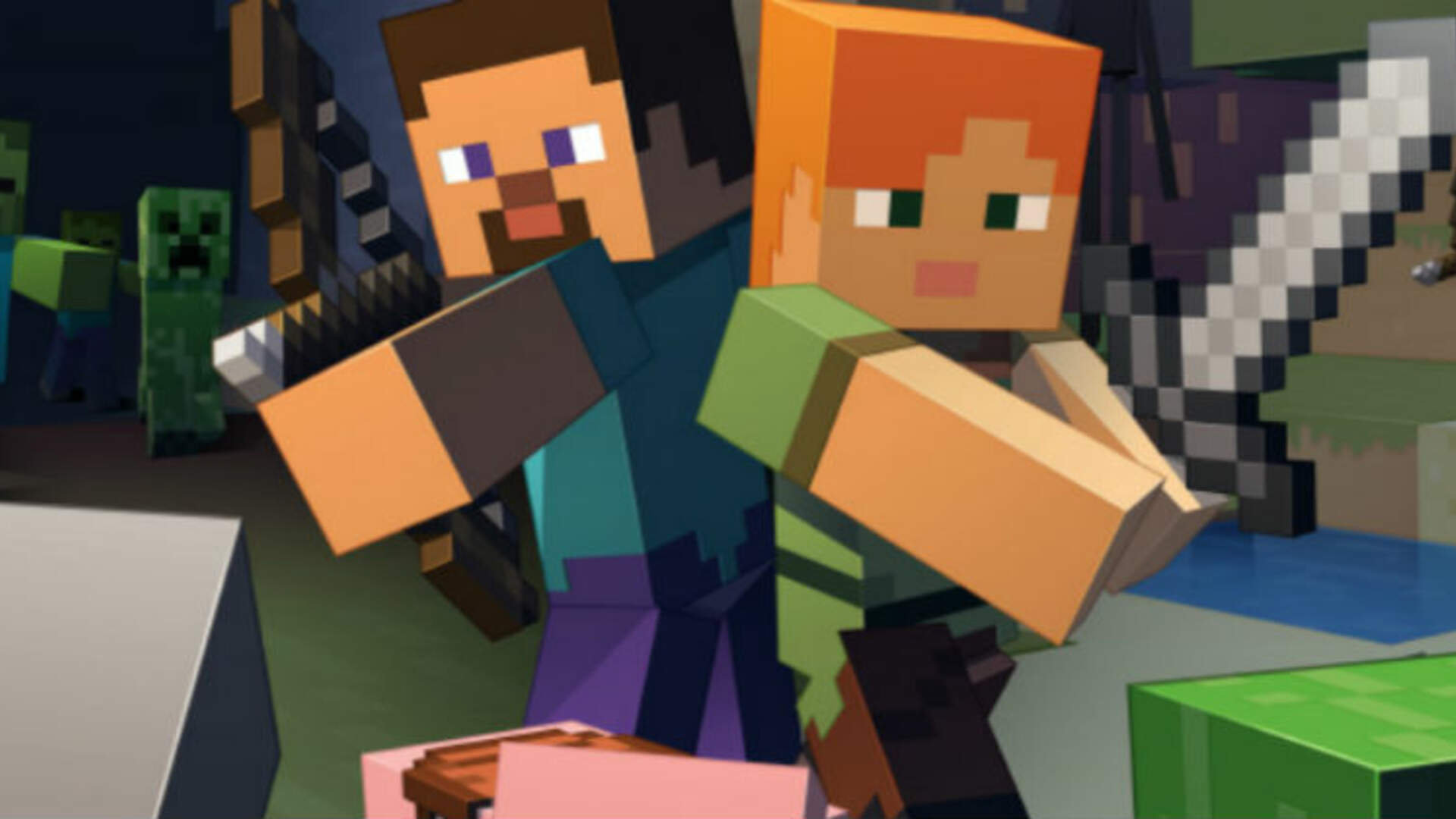 Minecraft: Wii U Edition is Getting an Update, But It's Still Lacking