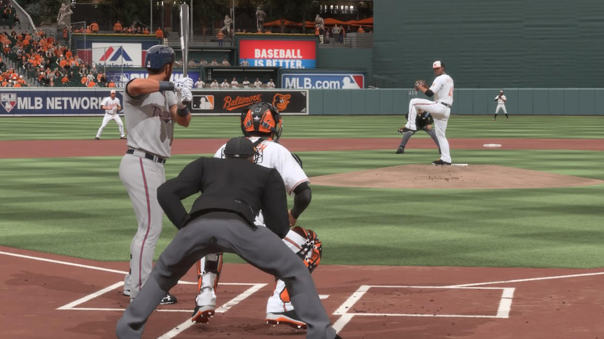 MLB 16 The Show PlayStation 4 Review: Building a Diamond Dynasty