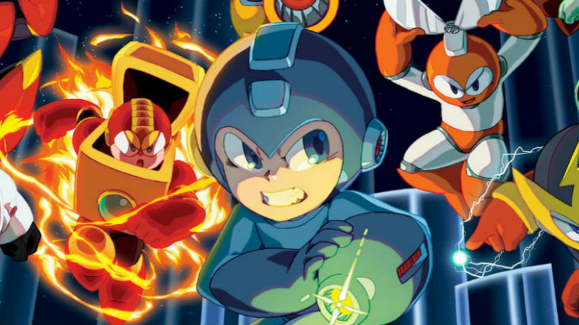 Should You Get Mega Man Legacy Collection for the Nintendo 3DS?