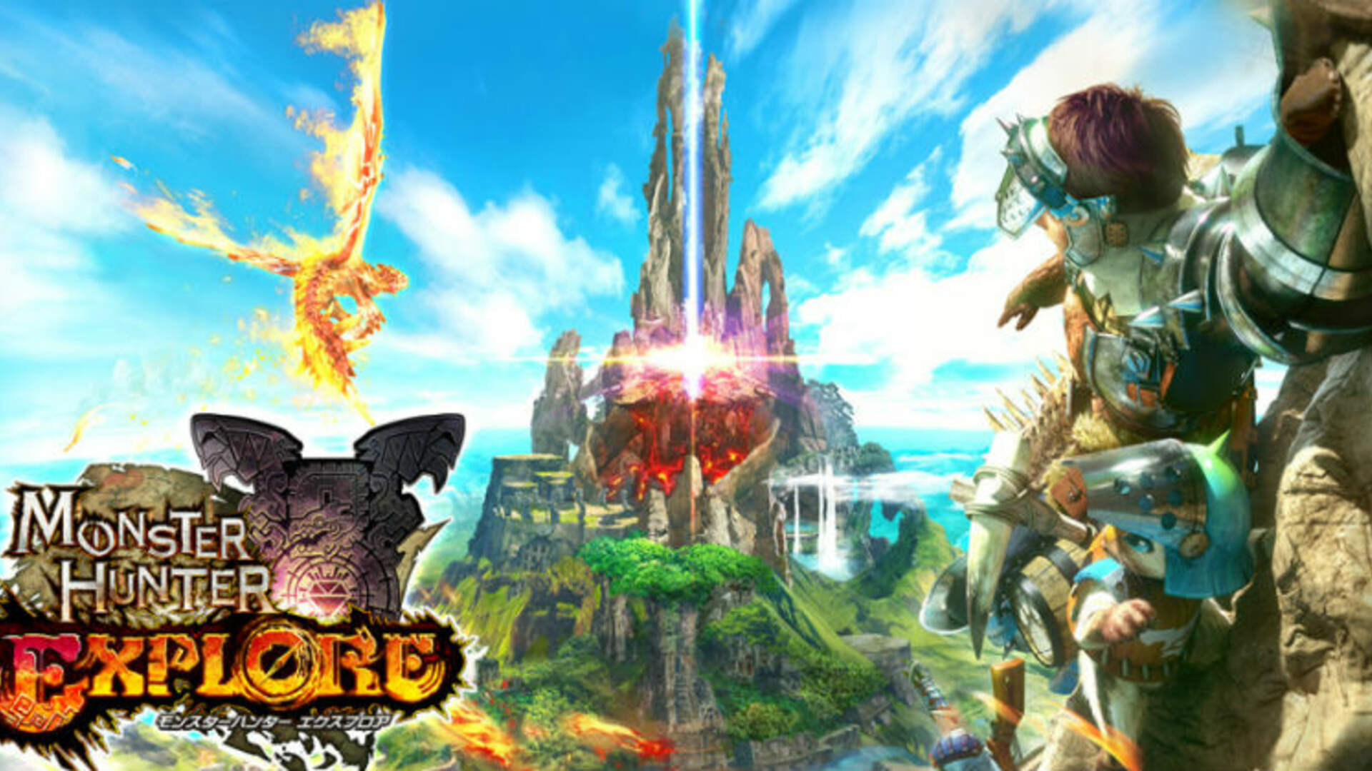 People Are Angry About Monster Hunter Explore