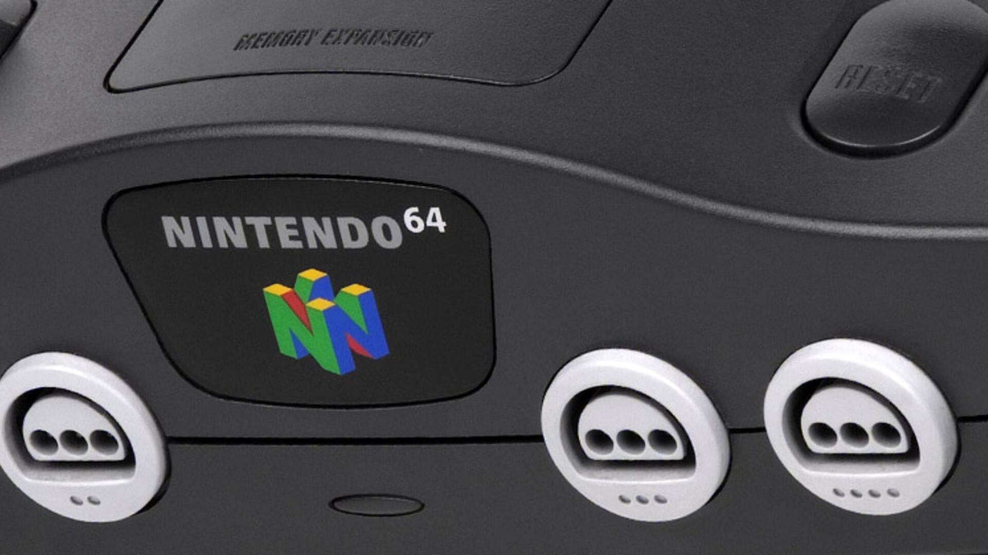 Nintendo Trademarks N64 for What Sure Sounds Like an N64 Classic Mini