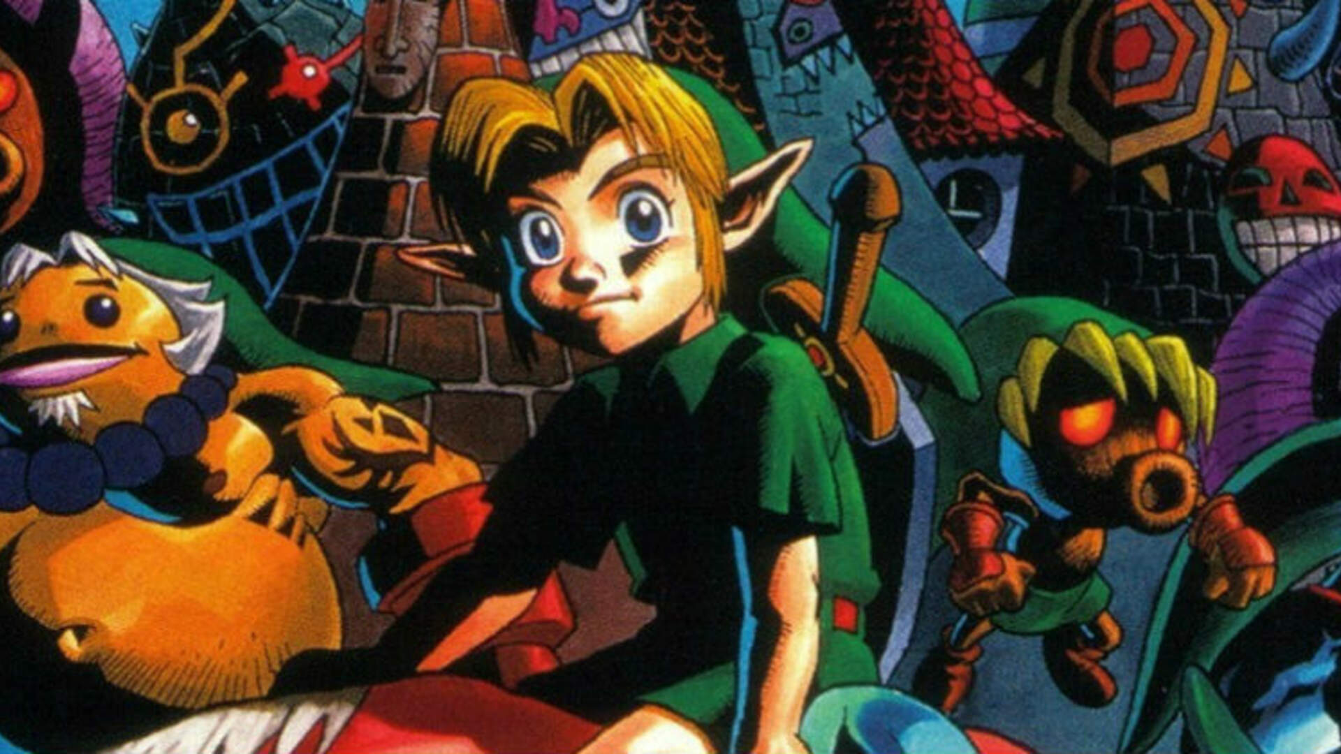 Note Block Beat Box: Listening to The Song of Healing from The Legend of Zelda: Majora's Mask
