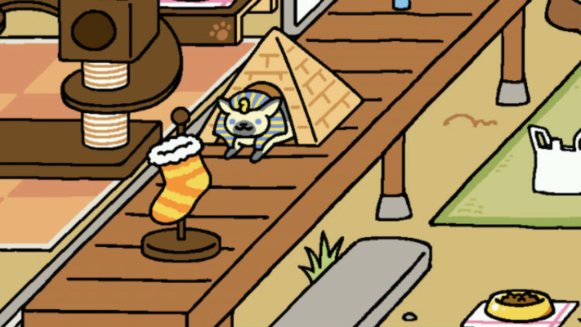 Neko Atsume: How to Get Every Rare Cat -- Bengal Jack, Frosty, Sapphire, Jeeves, and More
