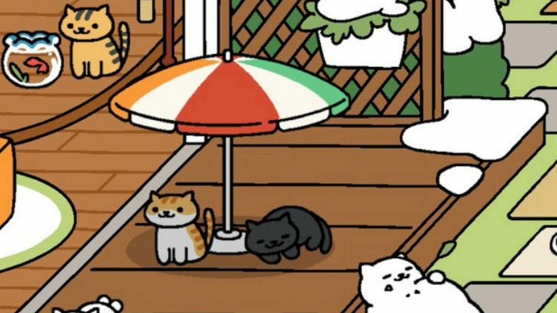 Neko Atsume: How to Get More Cats, How to Understand Power Levels, and Other Hints and Tips