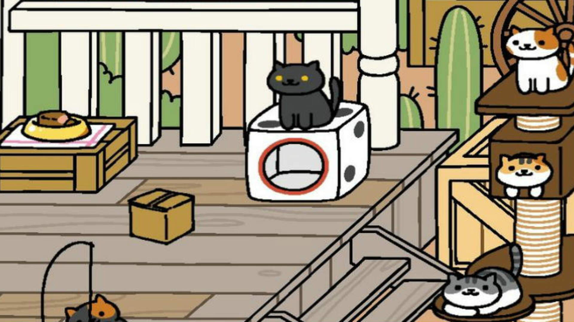 Neko Atsume: Kitty Collector Gets Update, is Temporarily Pulled From the App Store [UPDATE: iOS Version Fixed!]