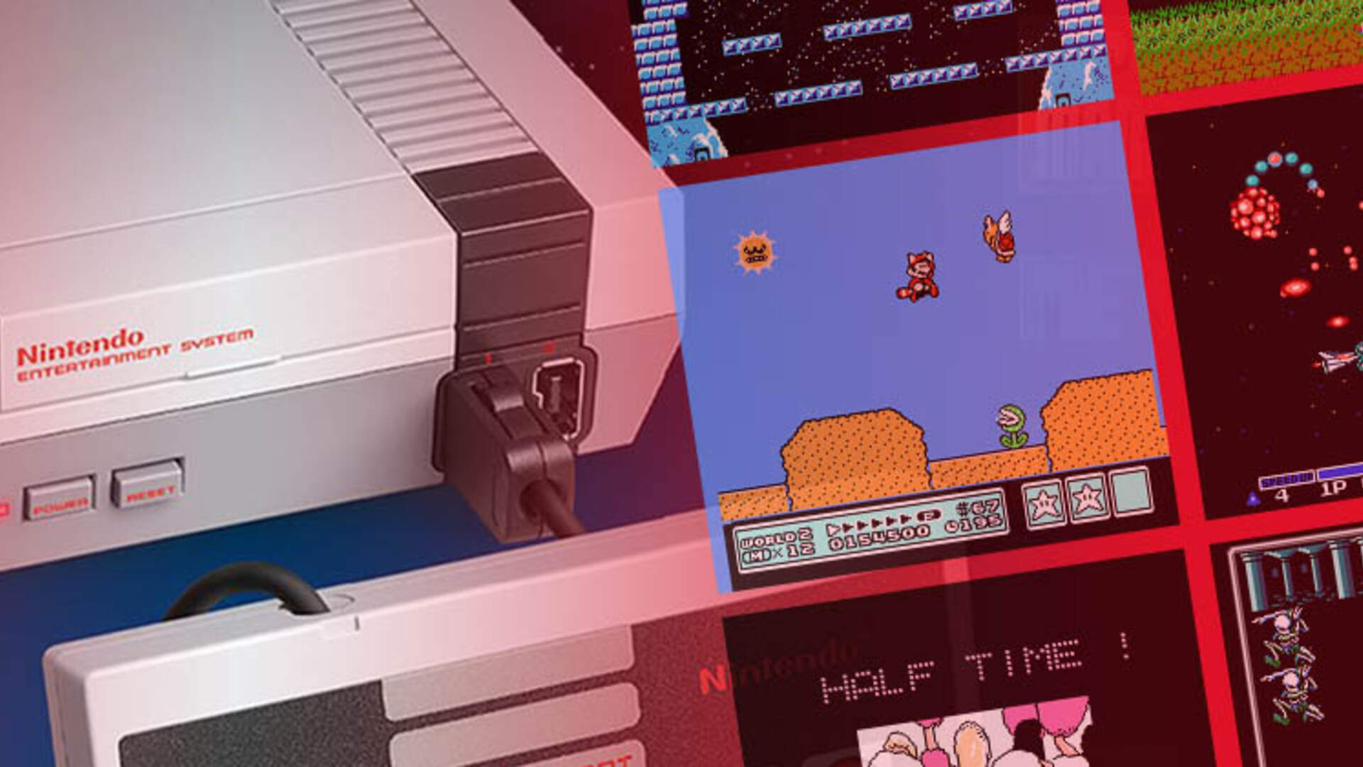 We Rank the Games of Nintendo's NES Classic Edition
