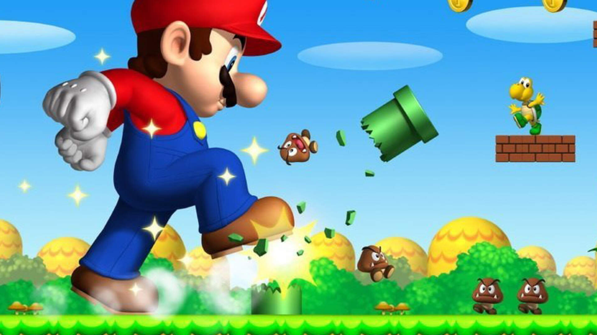 10 Years Ago, New Super Mario Bros. Made Old-School Cool… or Profitable, Anyway