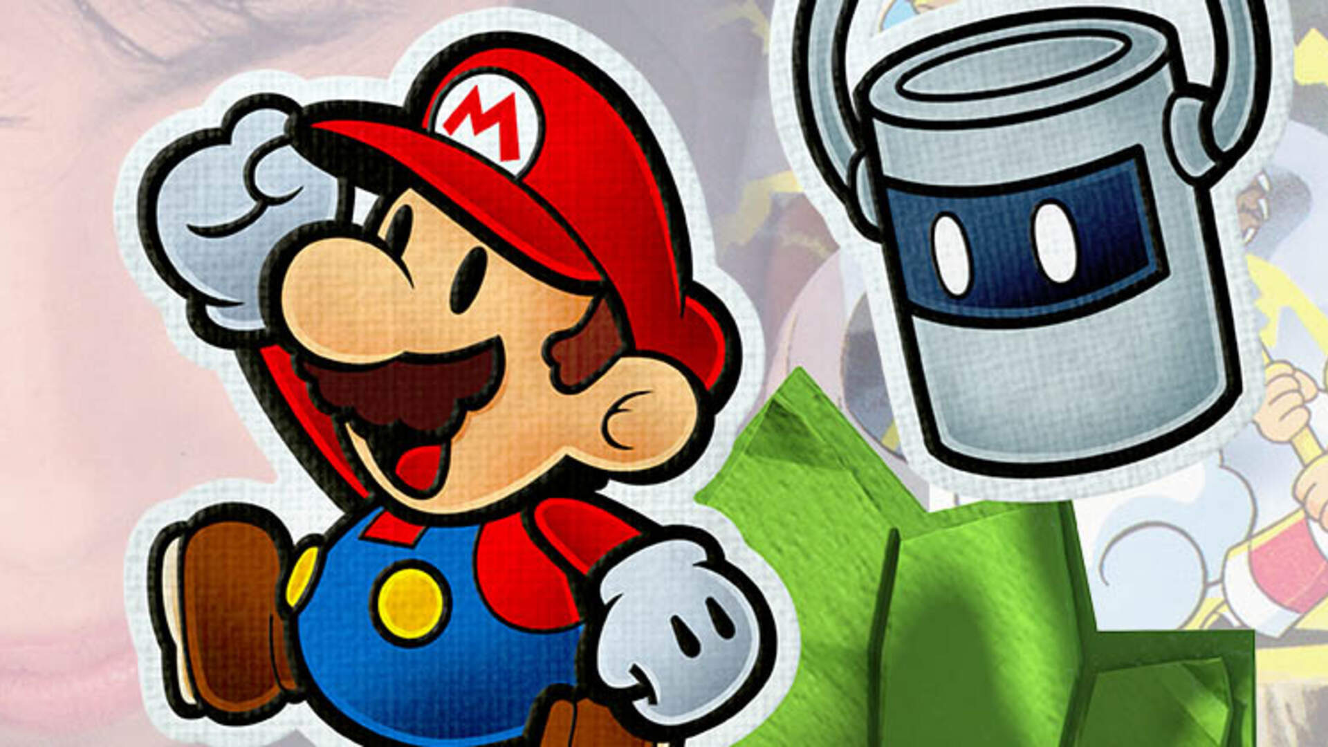 Paper Mario's Evolution from RPG to Adventure Game Draws a Line to a Forgotten Corner of Nintendo's Past