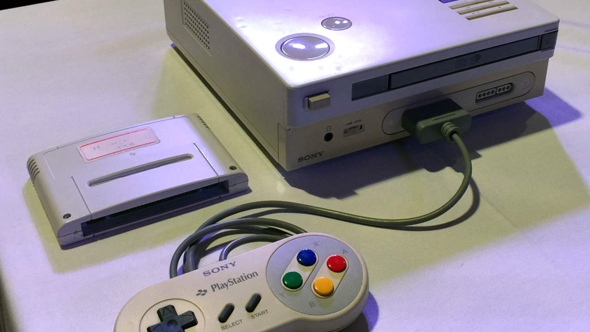 Early Bidding War for the Nintendo PlayStation Has Pushed the Price Up to $350,000
