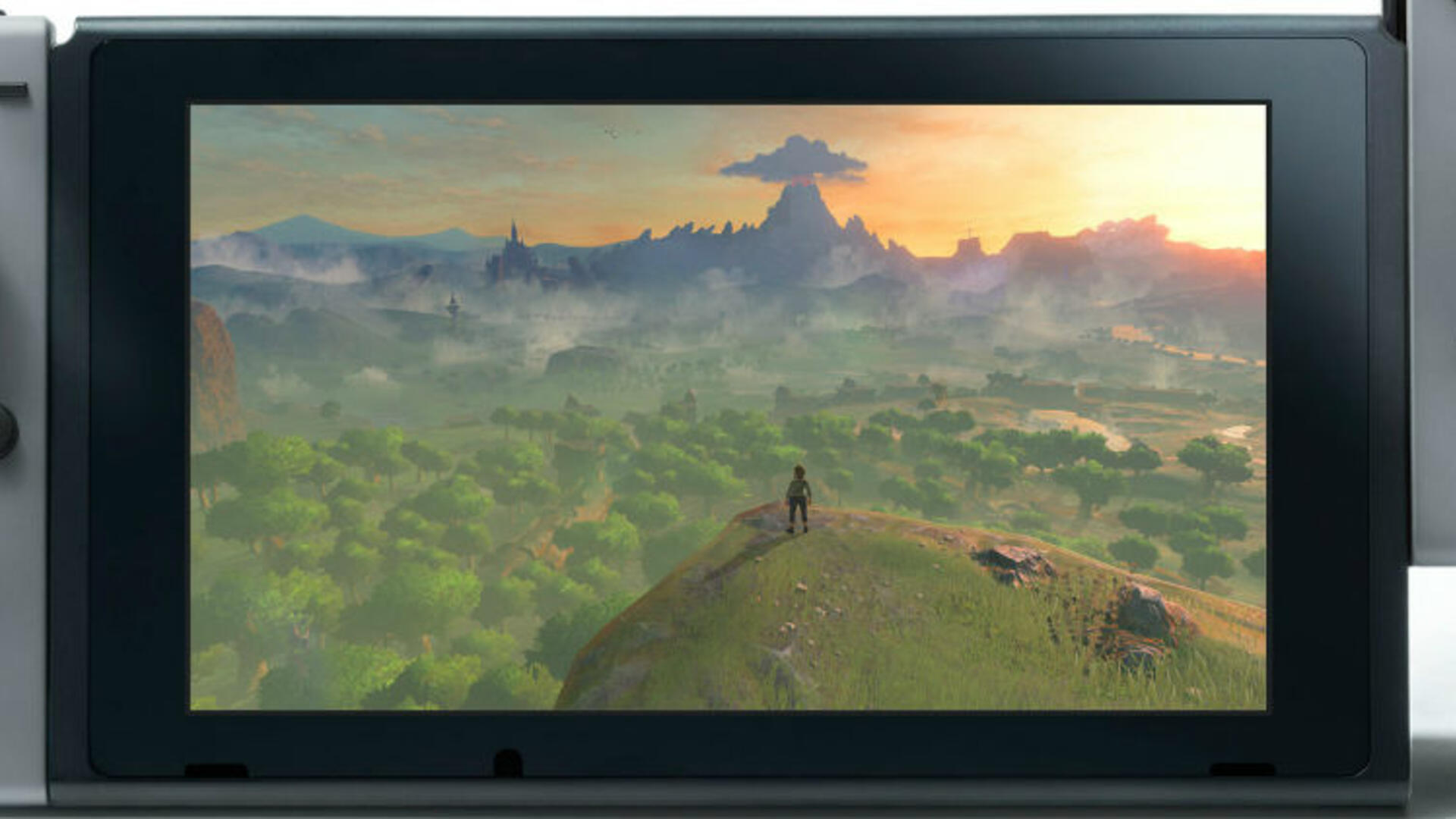 Worried That Games on the Nintendo Switch Look Like Wii U Games? Don't Be