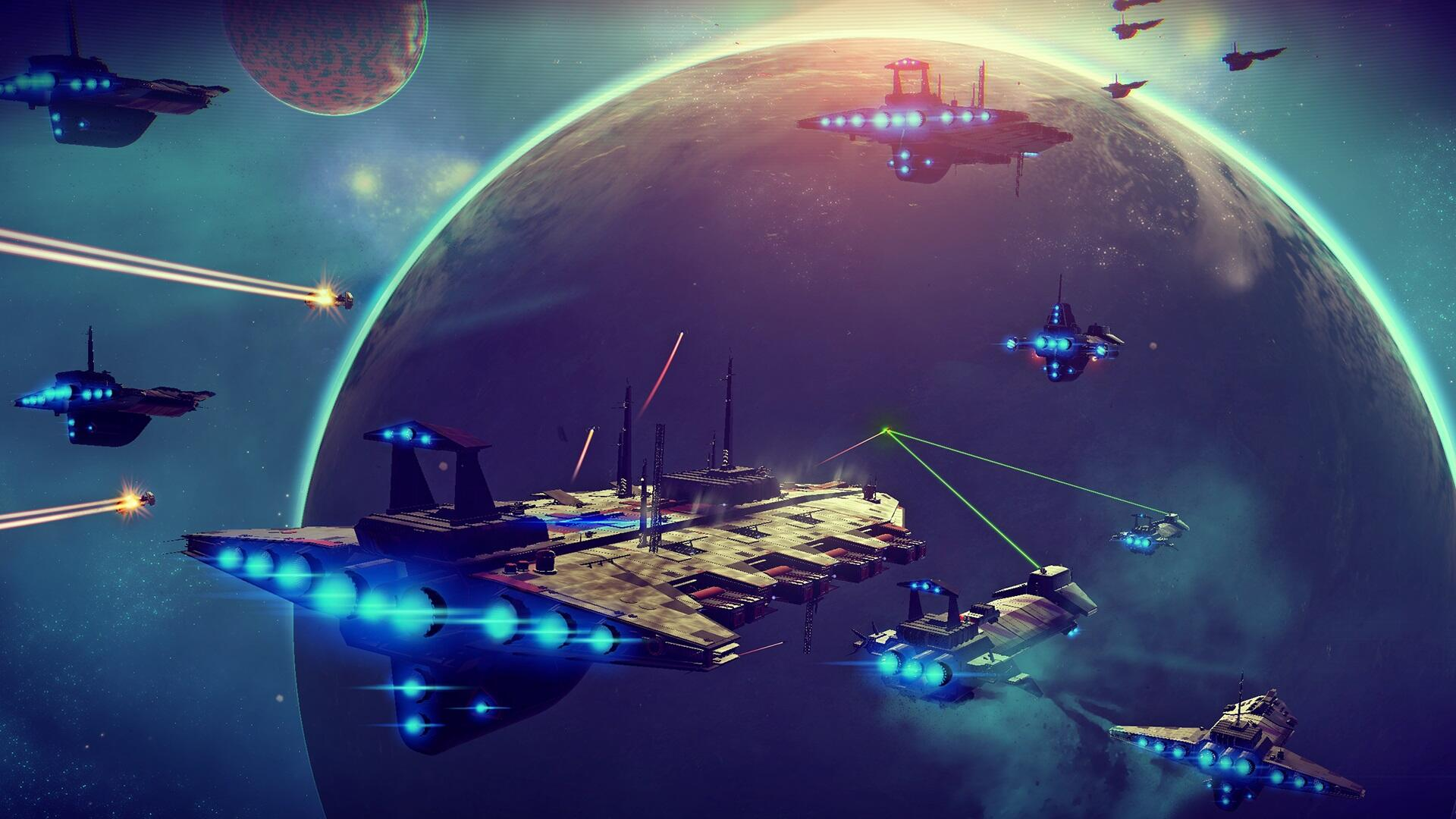 No Man's Sky: Beyond Launches in Two Weeks, but Hello Games Is Keeping a Huge Part of It a Secret