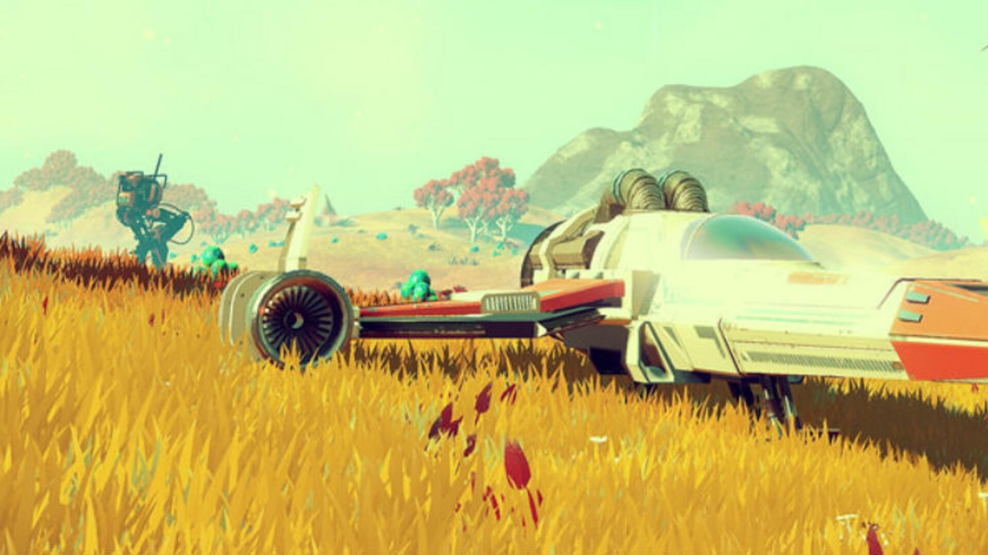 No Man's Sky - How to Name Planets and Star Systems