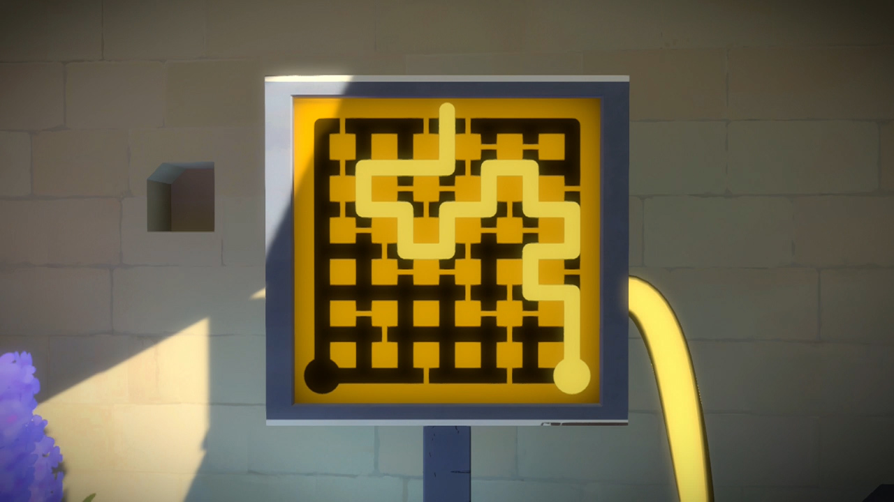 The Witness Walkthrough - All Witness Puzzle Solutions